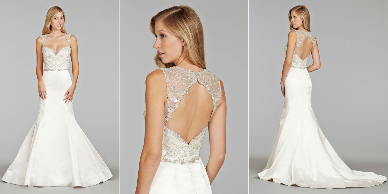 Style 8404 Alternate Views Jlm Pinterest Icon To Save Jim Hjelm By Hayley Paige Bridal