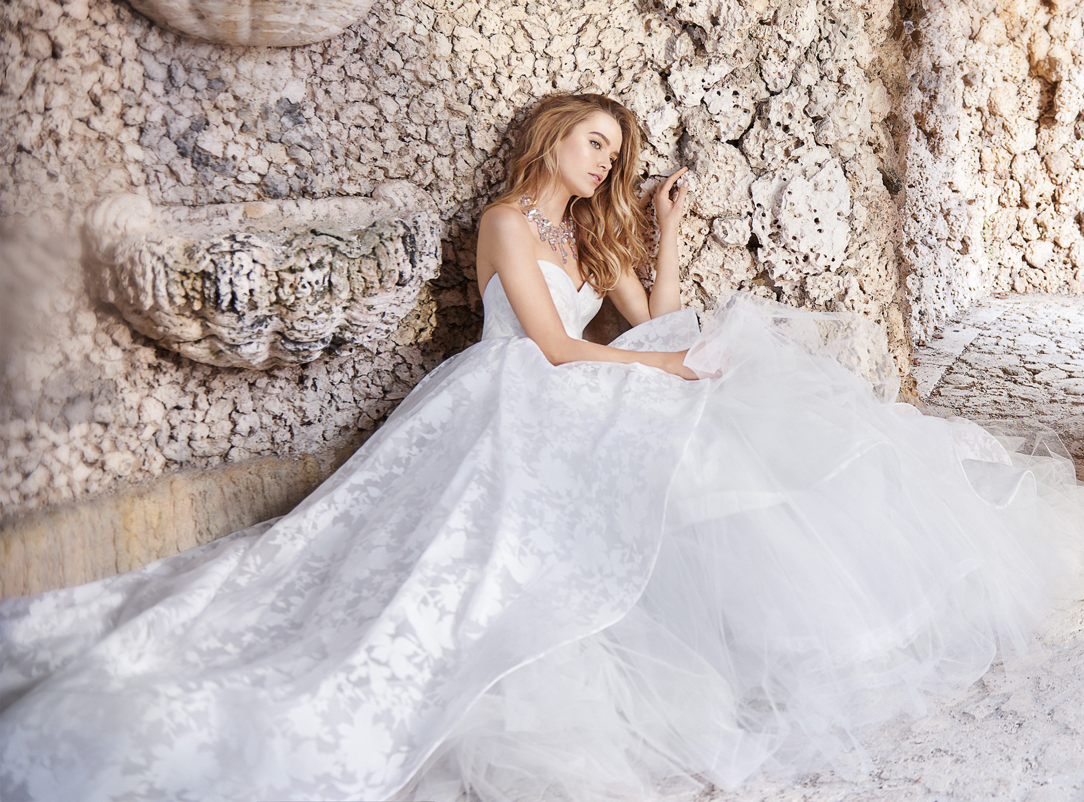 Wedding Gowns 2015: Bridal Gowns And Wedding Dresses By JLM Couture