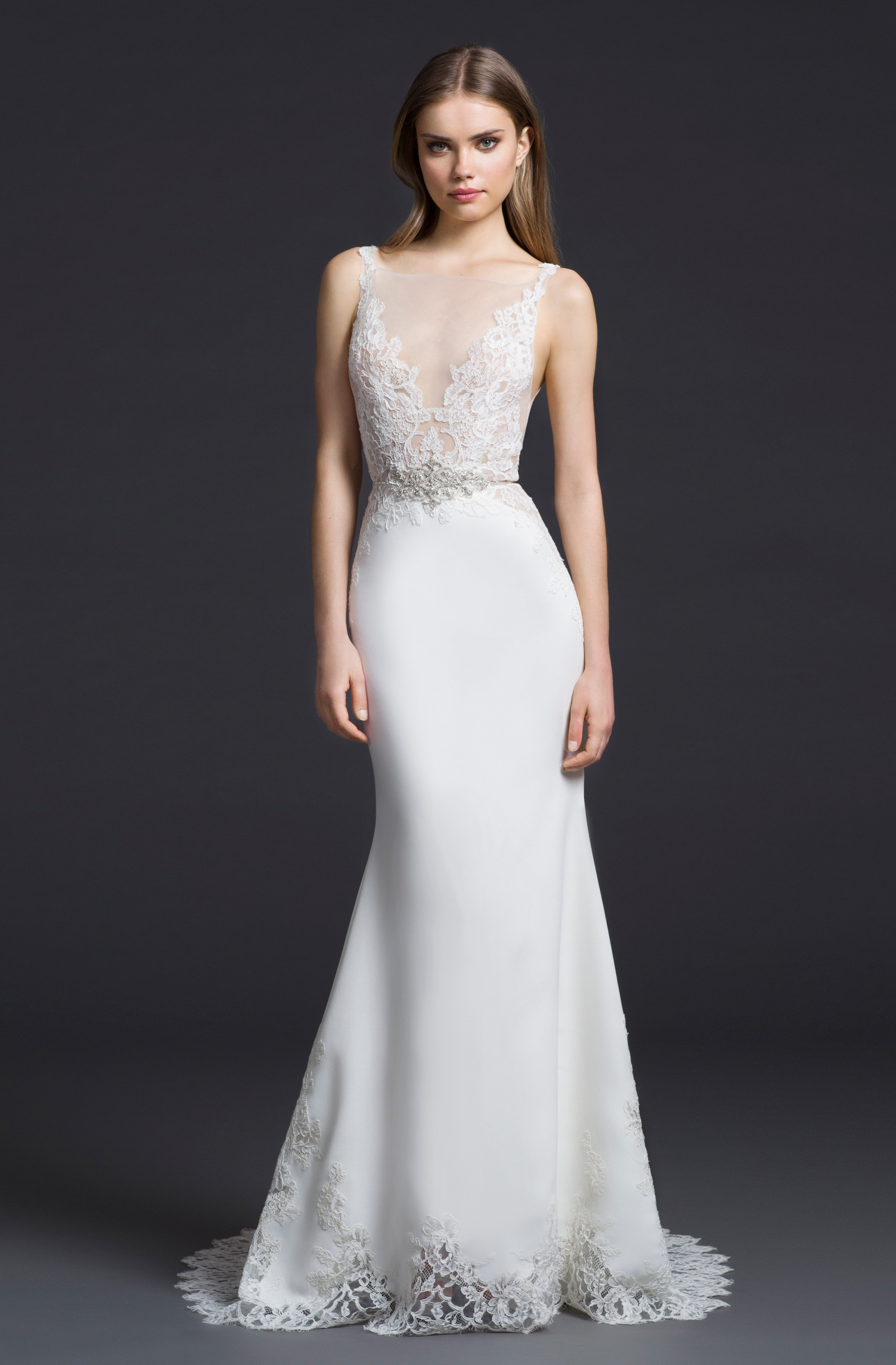 Bridal Gowns and Wedding Dresses by JLM Couture - Style 3655
