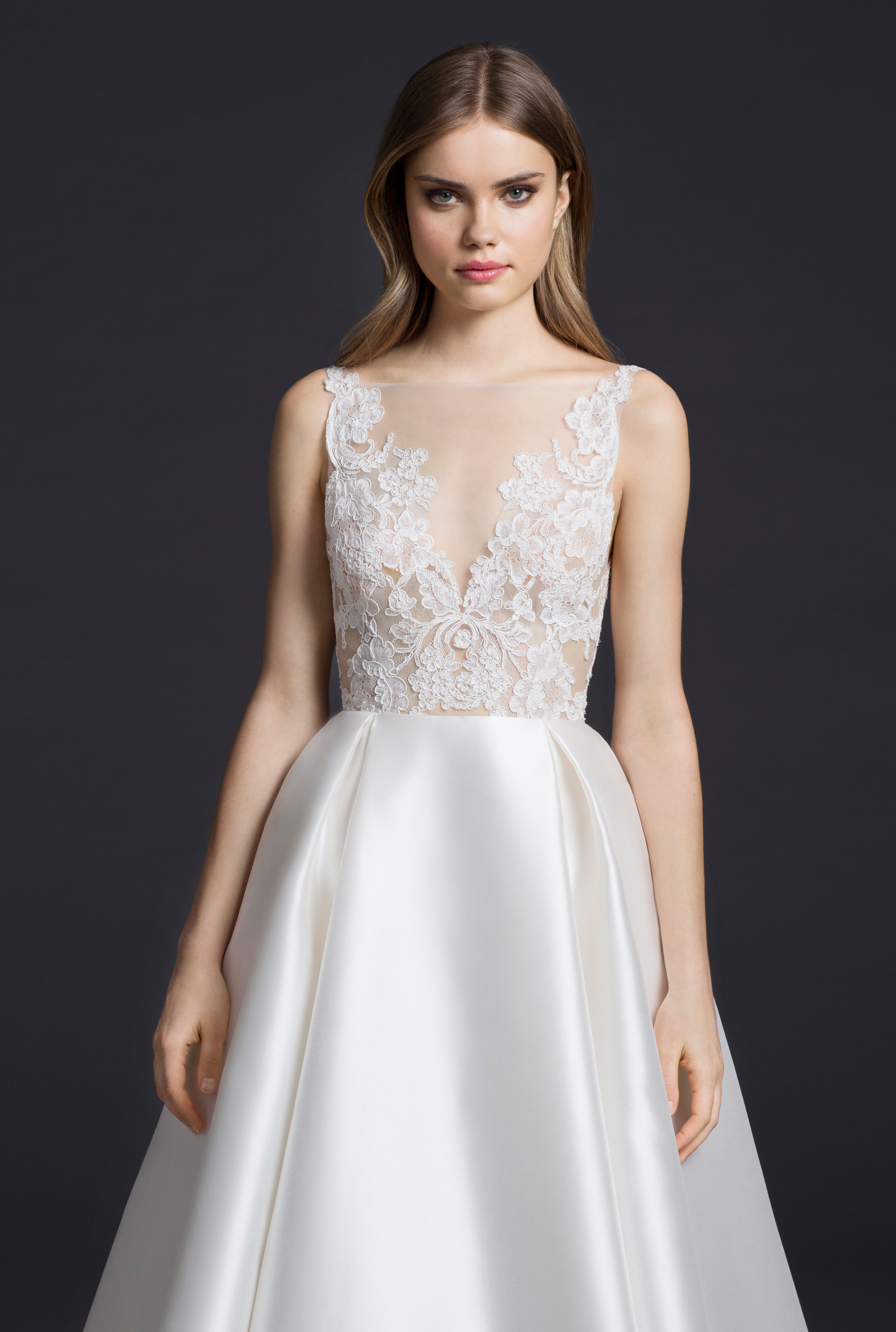 Bridal Gowns and Wedding Dresses by JLM Couture - Style 3658