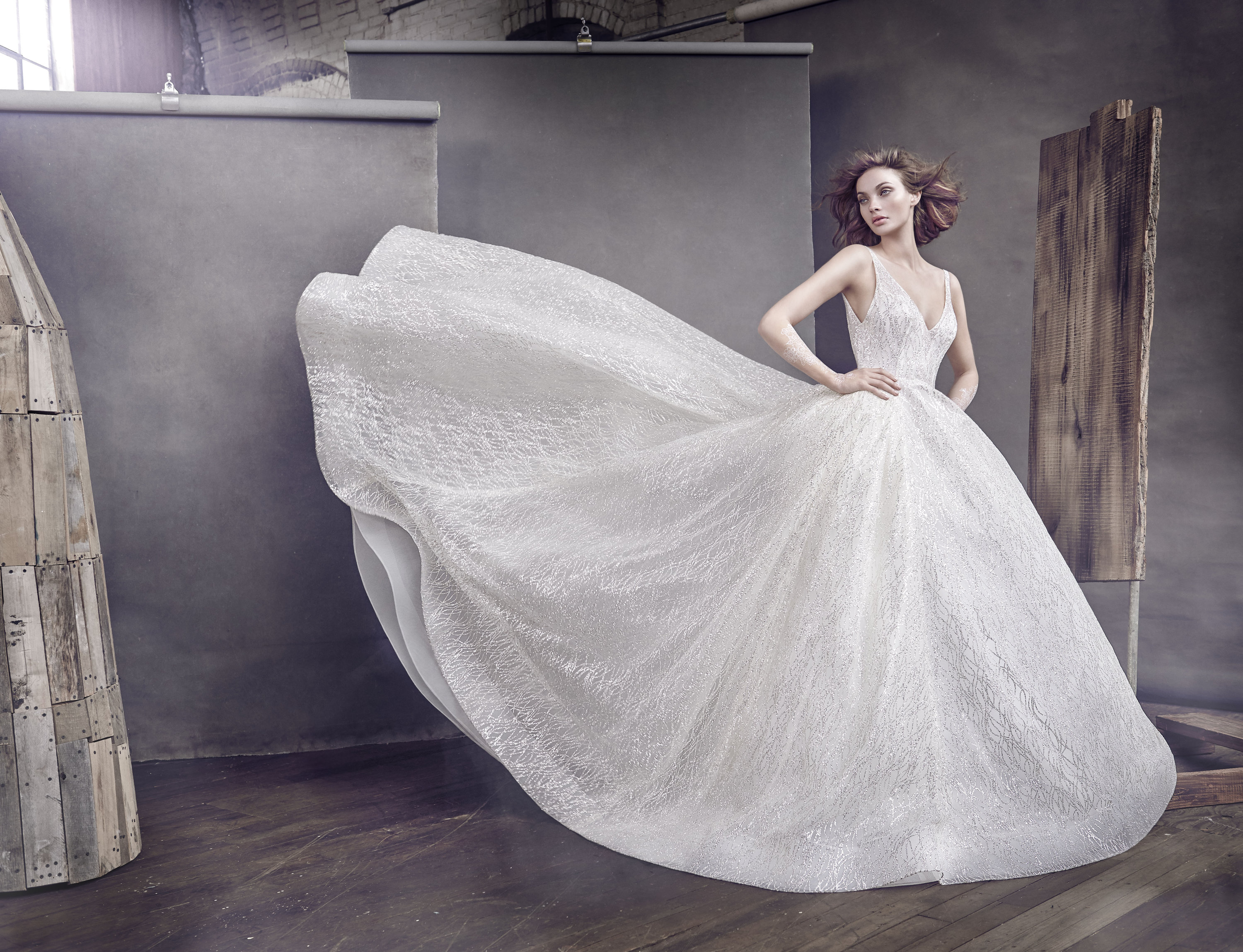 dd7ce0e6e8e Bridal Gowns and Wedding Dresses by JLM Couture - Style 3662