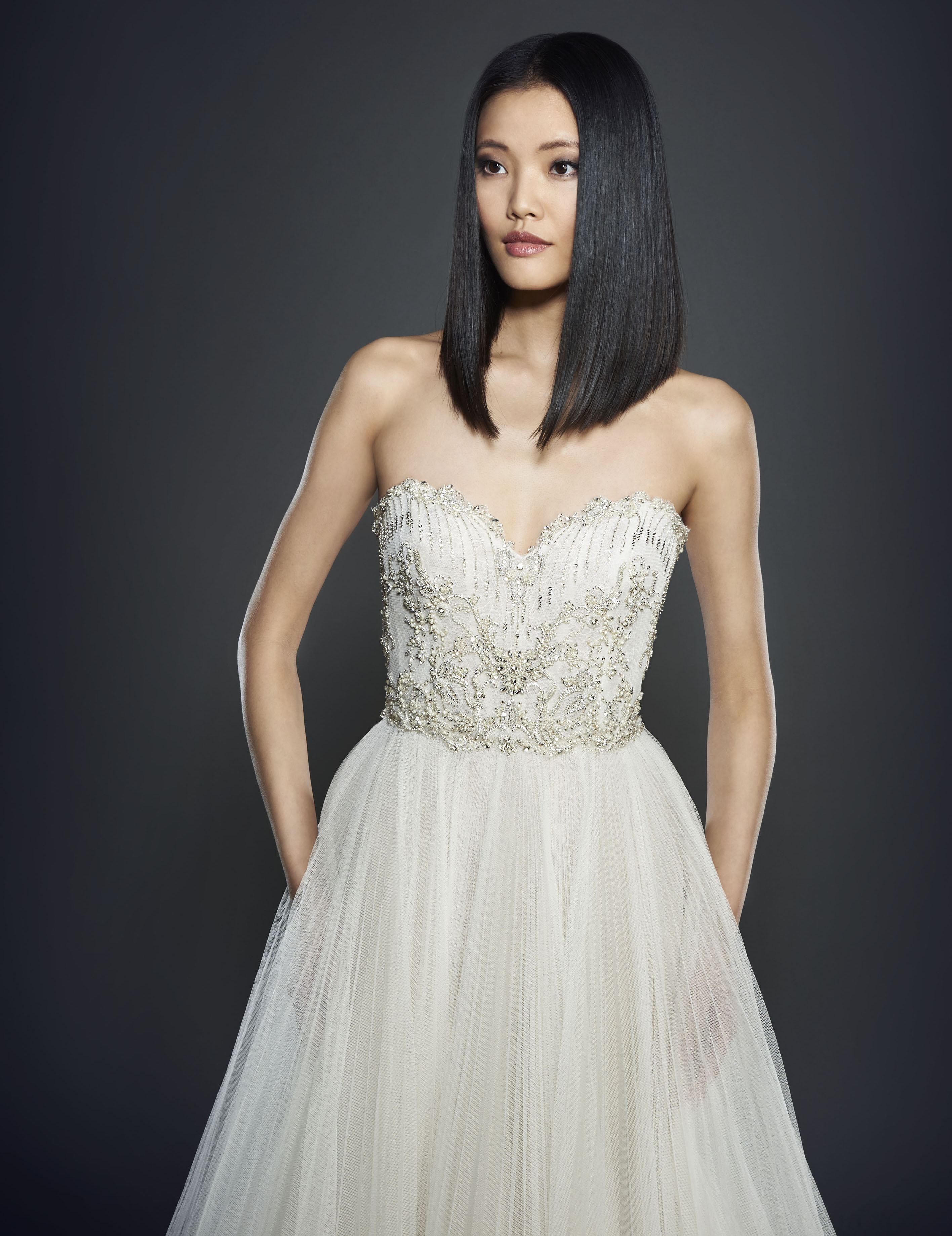 Bridal Gowns and Wedding Dresses by JLM Couture - Style 3706