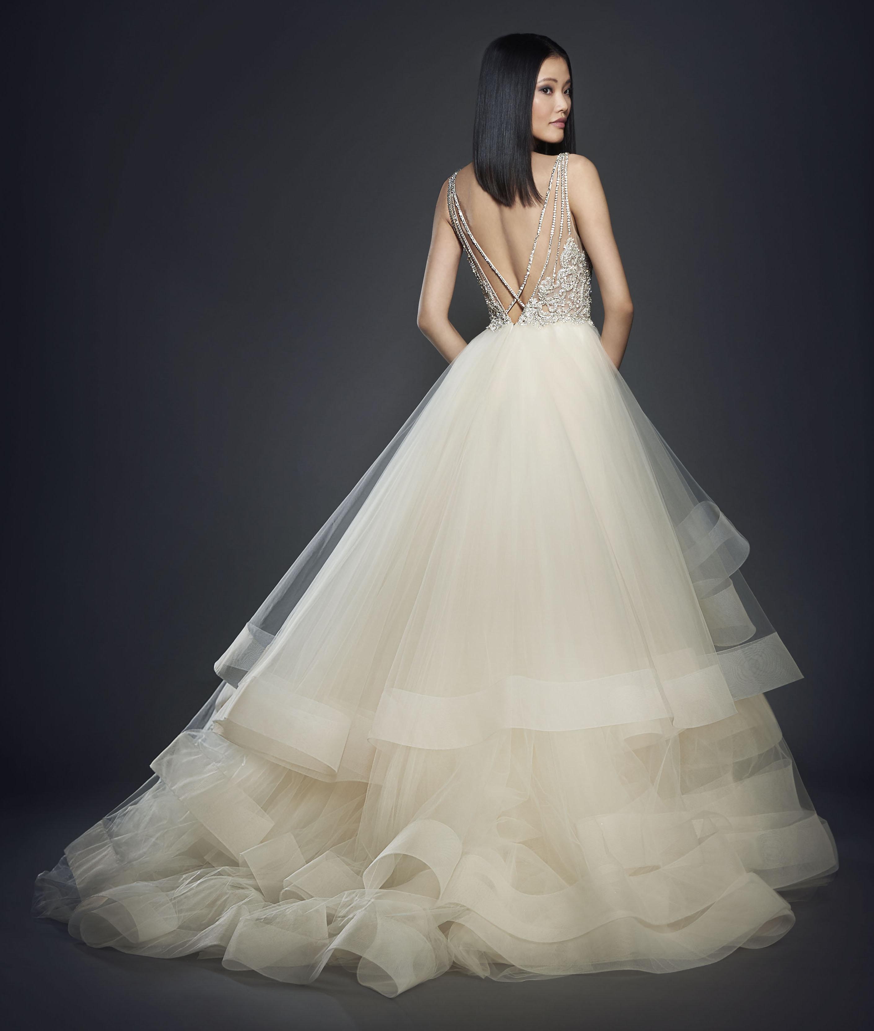 Wedding Gowns By Lazaro