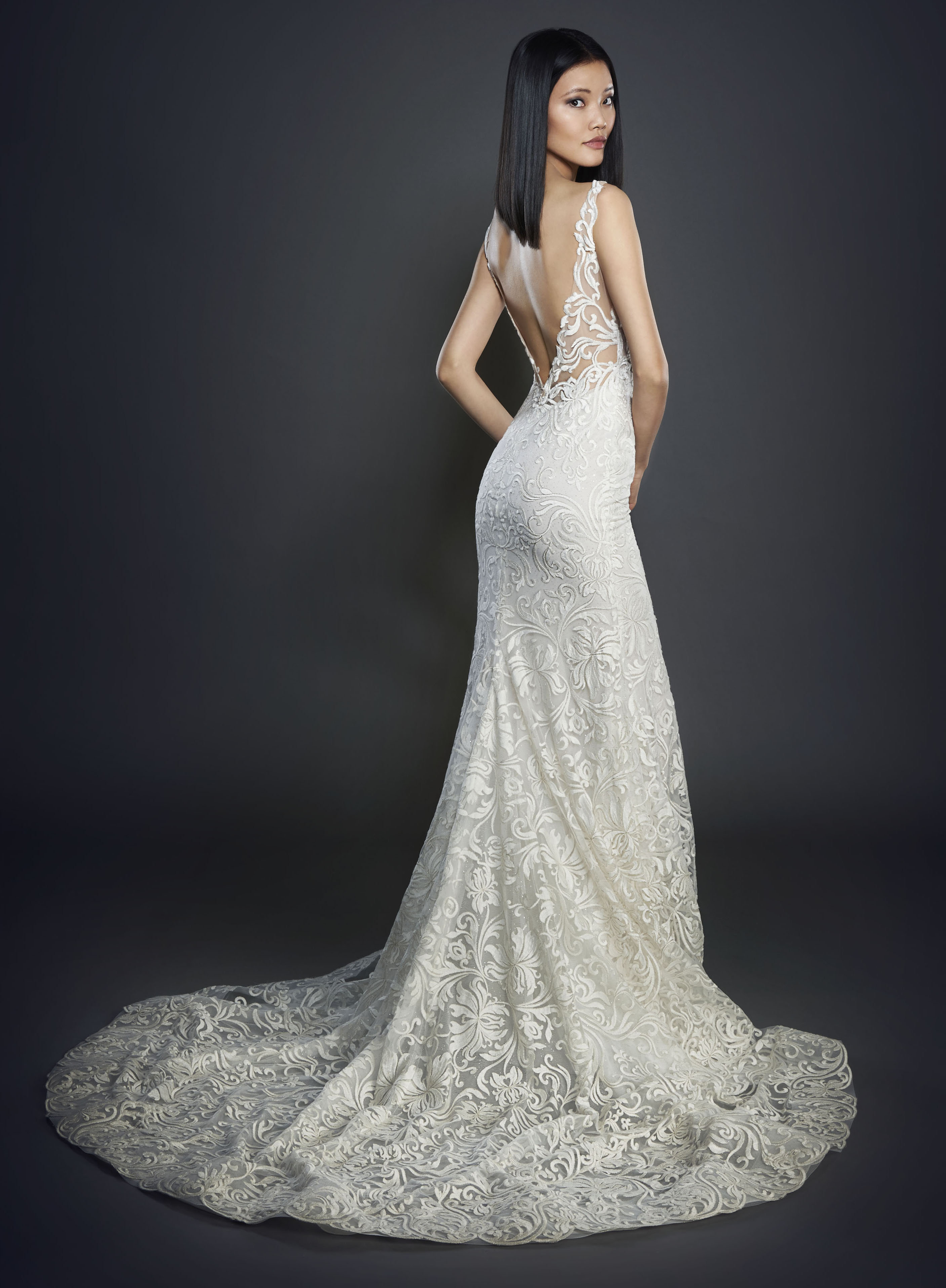 Bridal Gown Patterns New Ideas