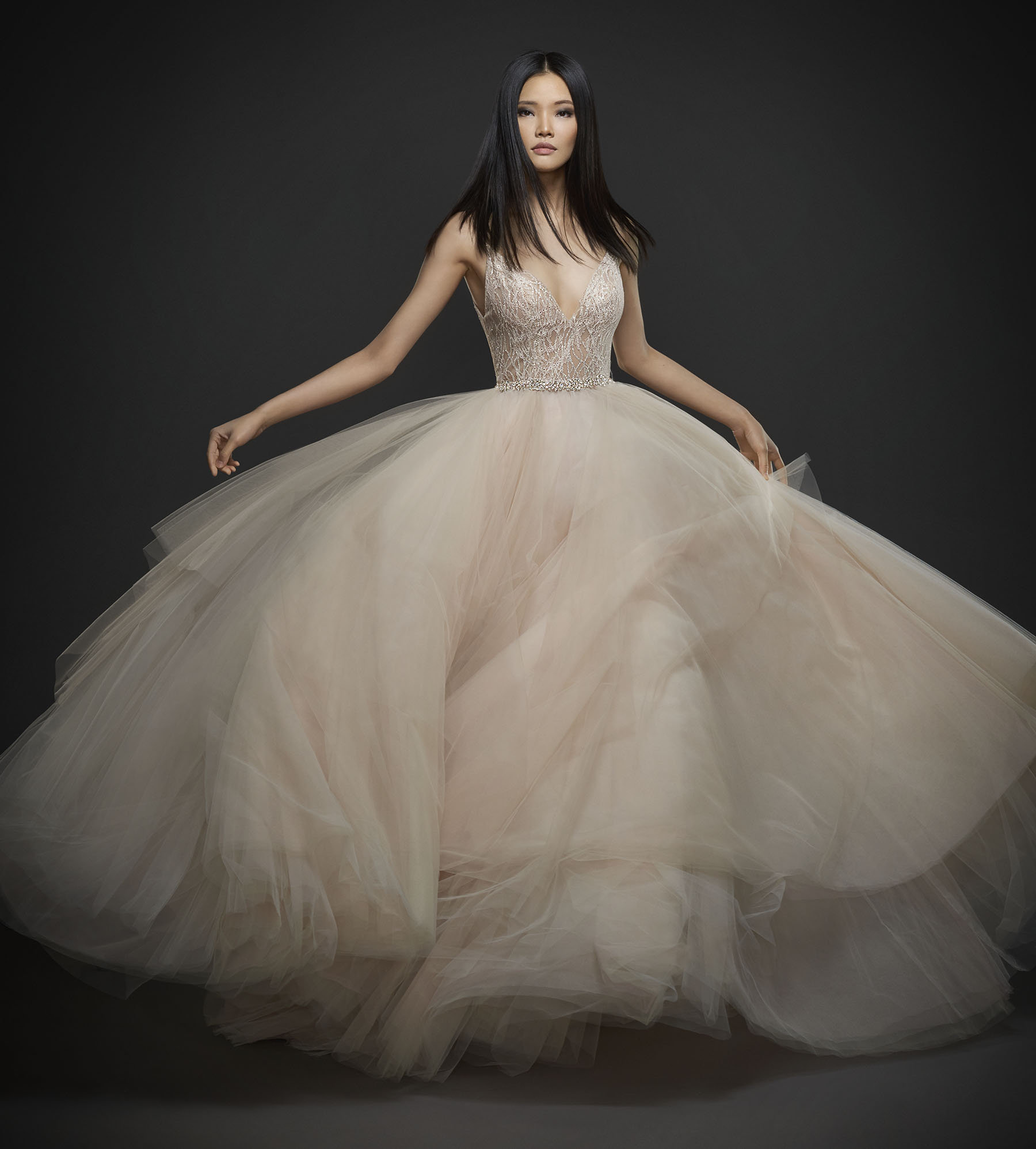 239ff40c8c8c Bridal Gowns and Wedding Dresses by JLM Couture - Style 3751