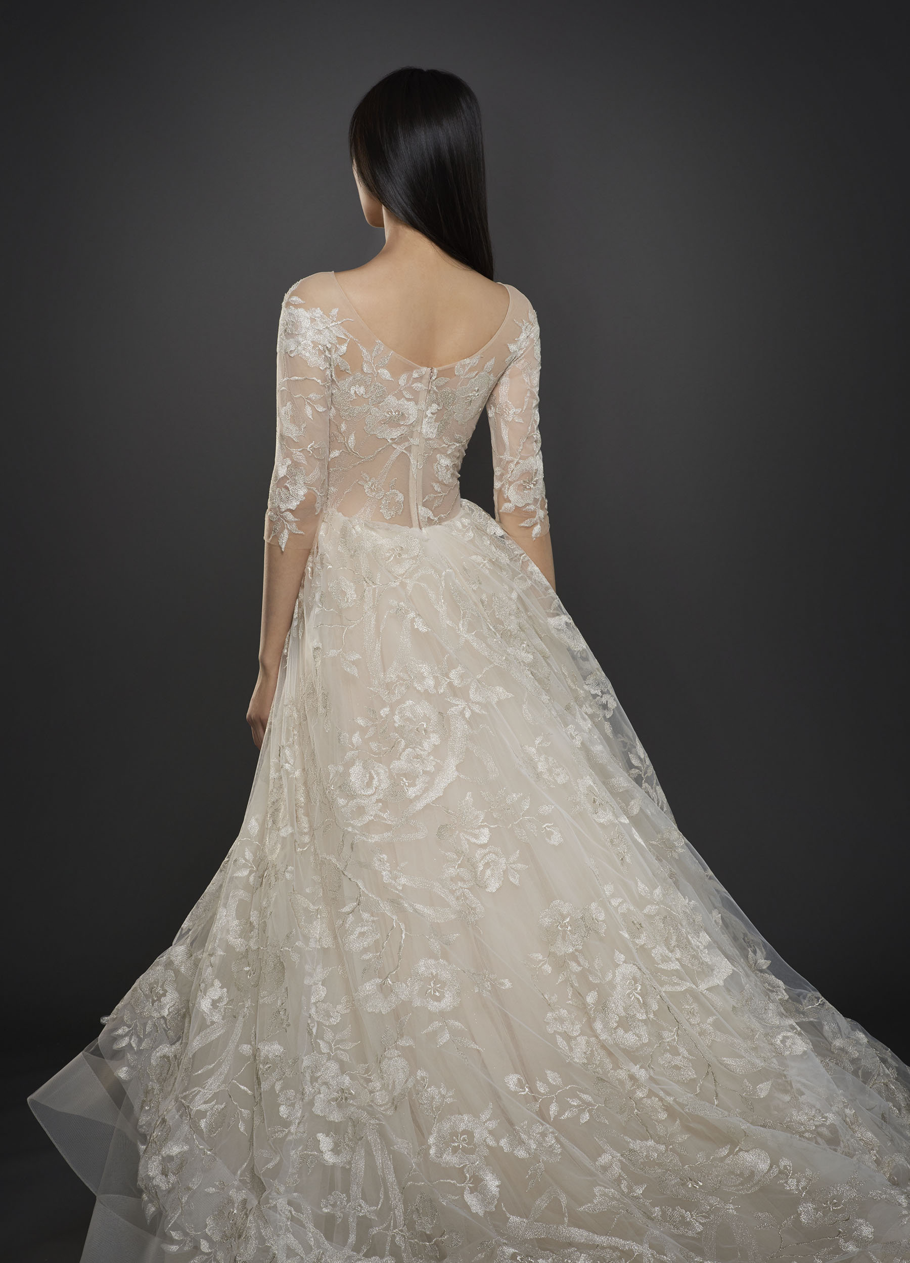Bridal Gowns and Wedding Dresses by JLM Couture - Style 3758