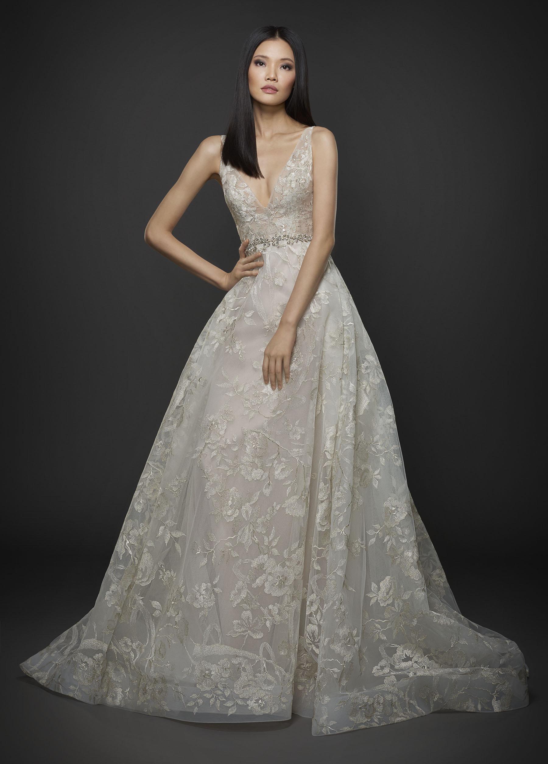 Lazaro Style 3759 Bridal Gown