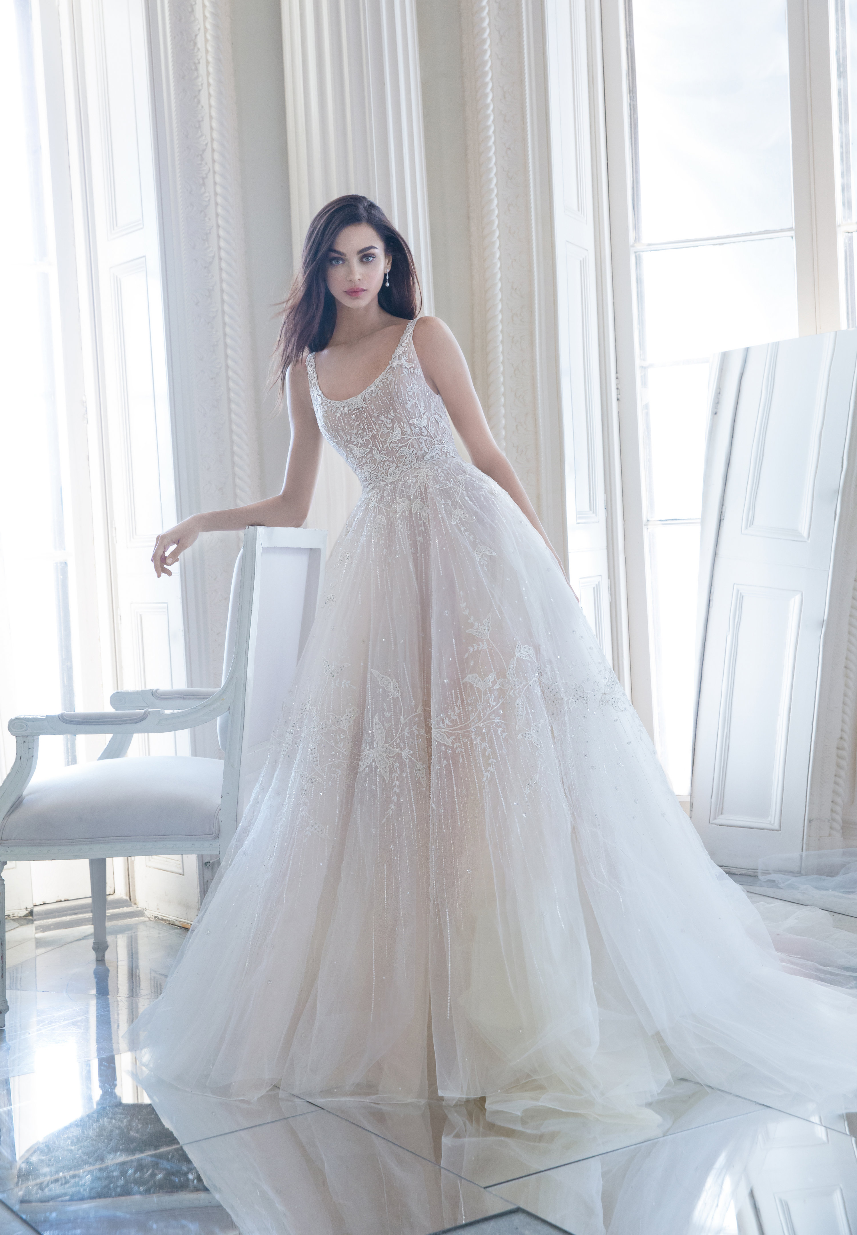 Bridal Gowns and Wedding Dresses by JLM Couture - Style 3804