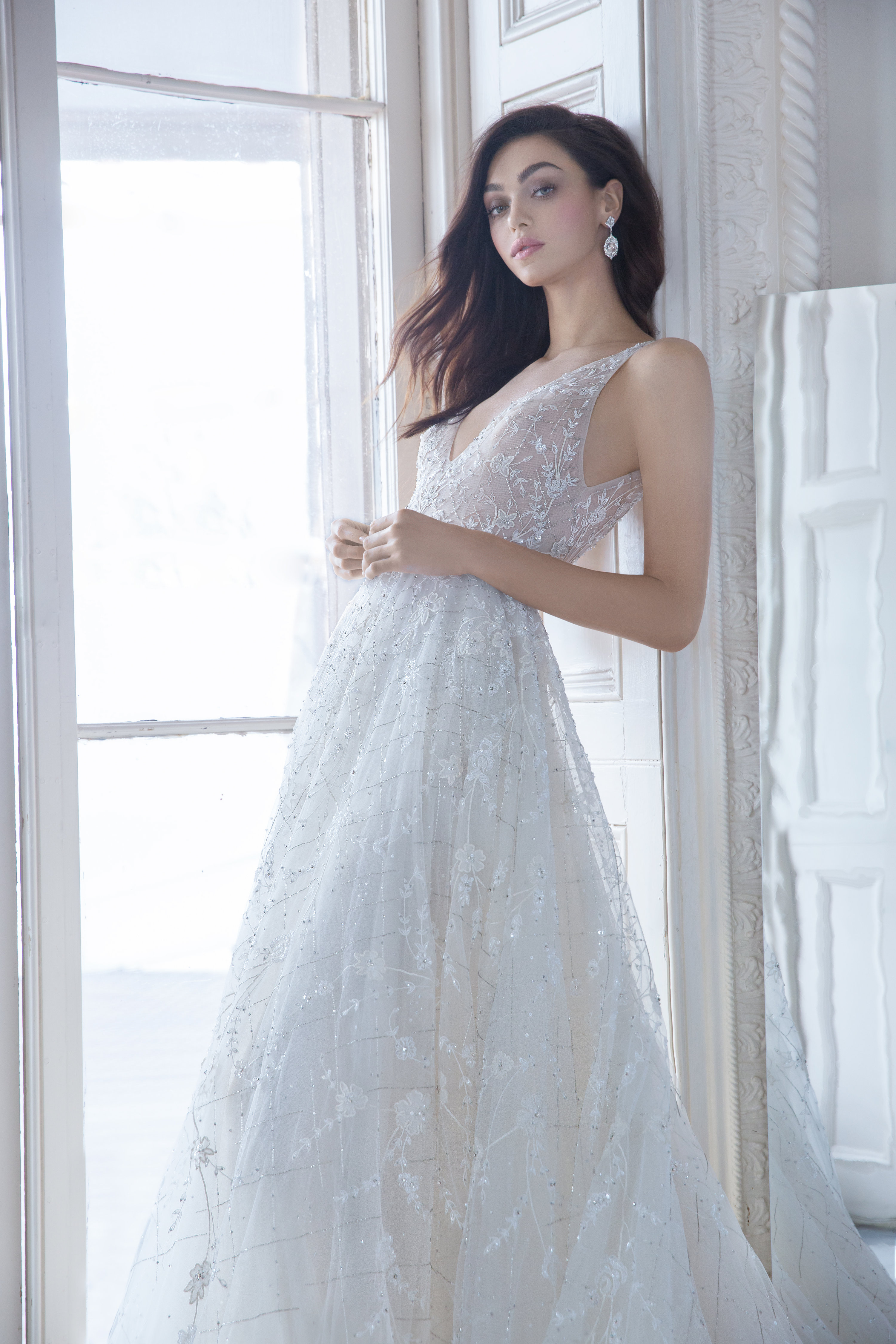 Bridal Gowns and Wedding Dresses by JLM Couture - Style 3805