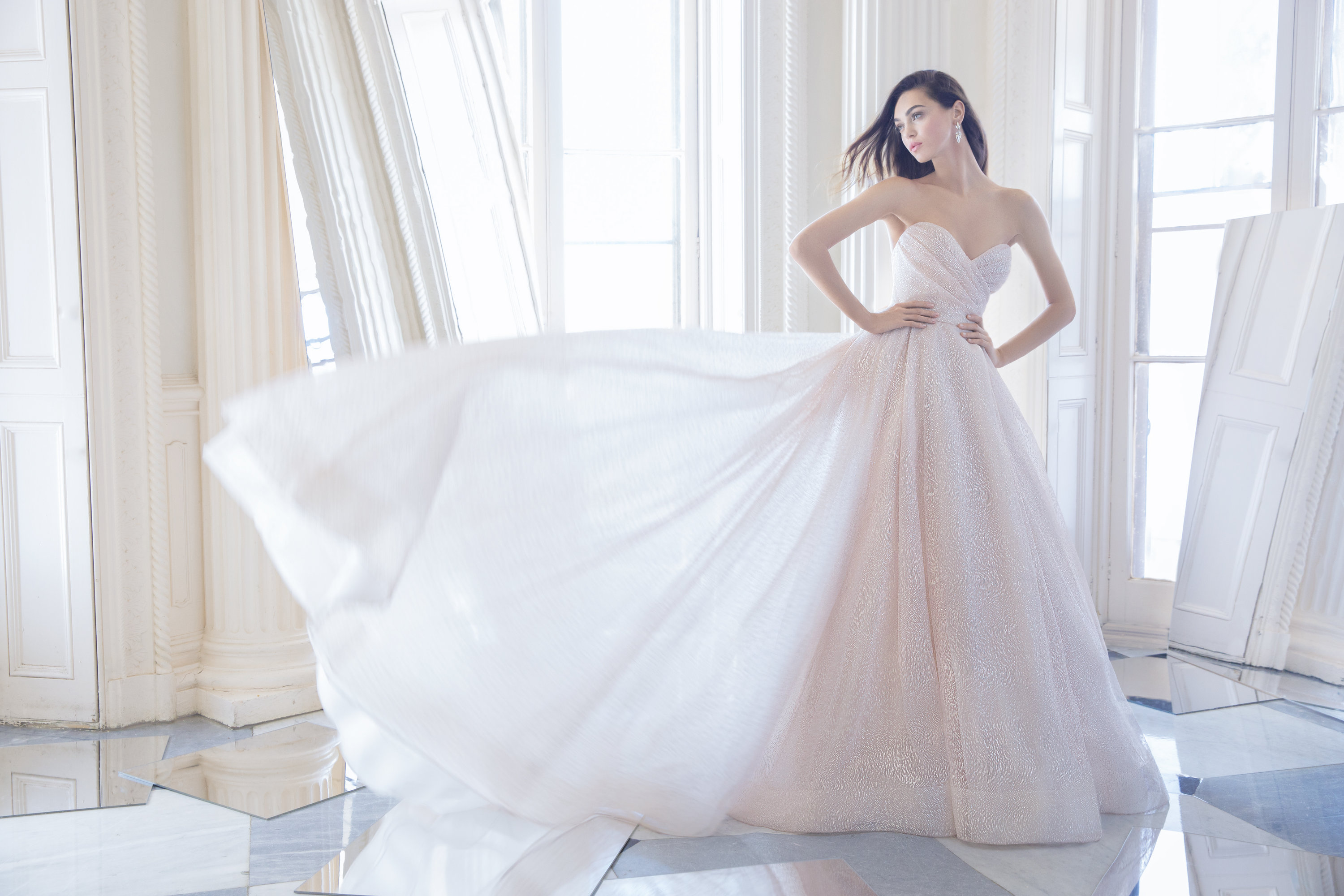 Bridal Gowns and Wedding Dresses by JLM Couture - Style 3810