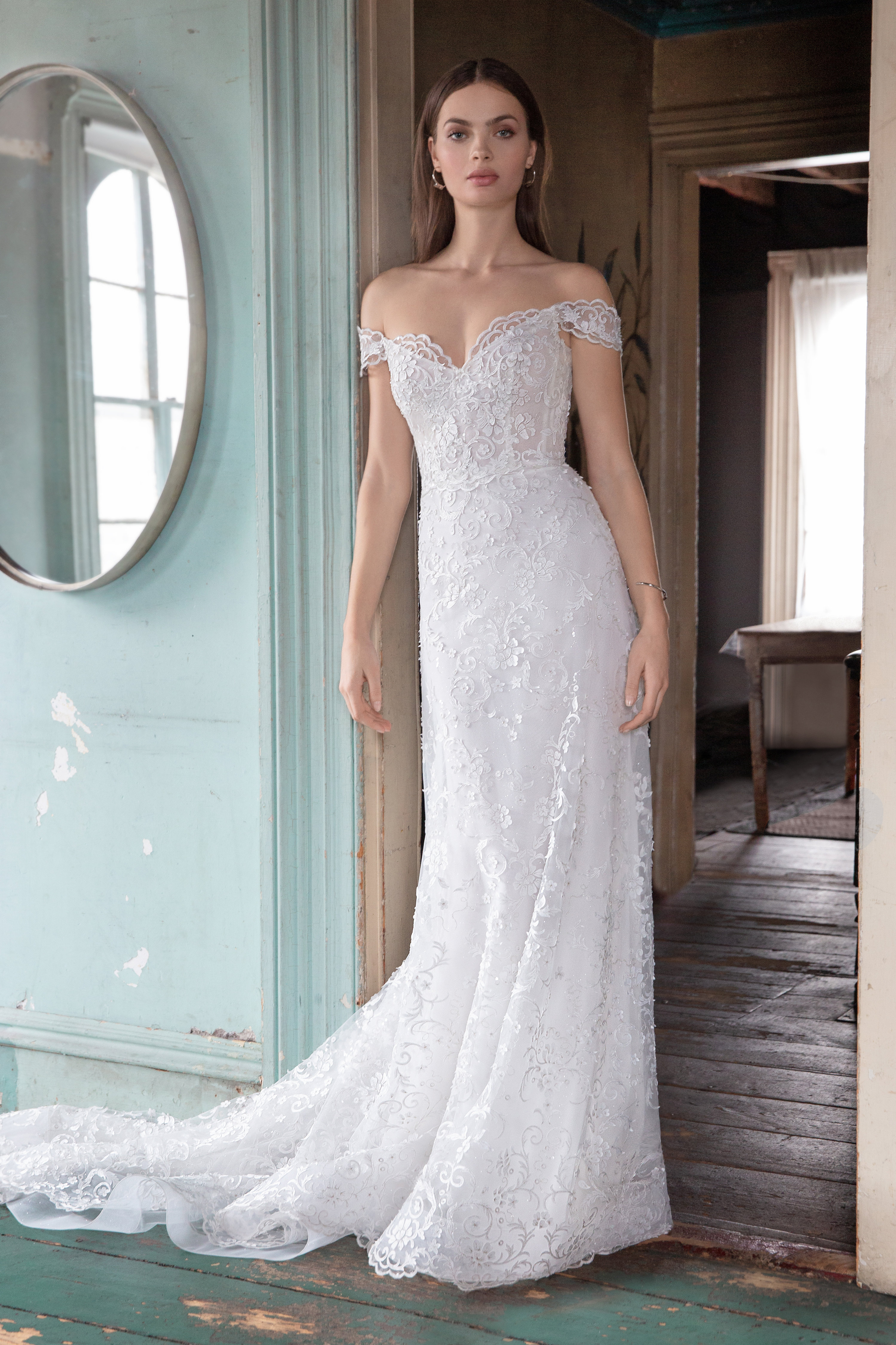 Bridal Gowns and Wedding Dresses by JLM Couture , Style 3906 Bea