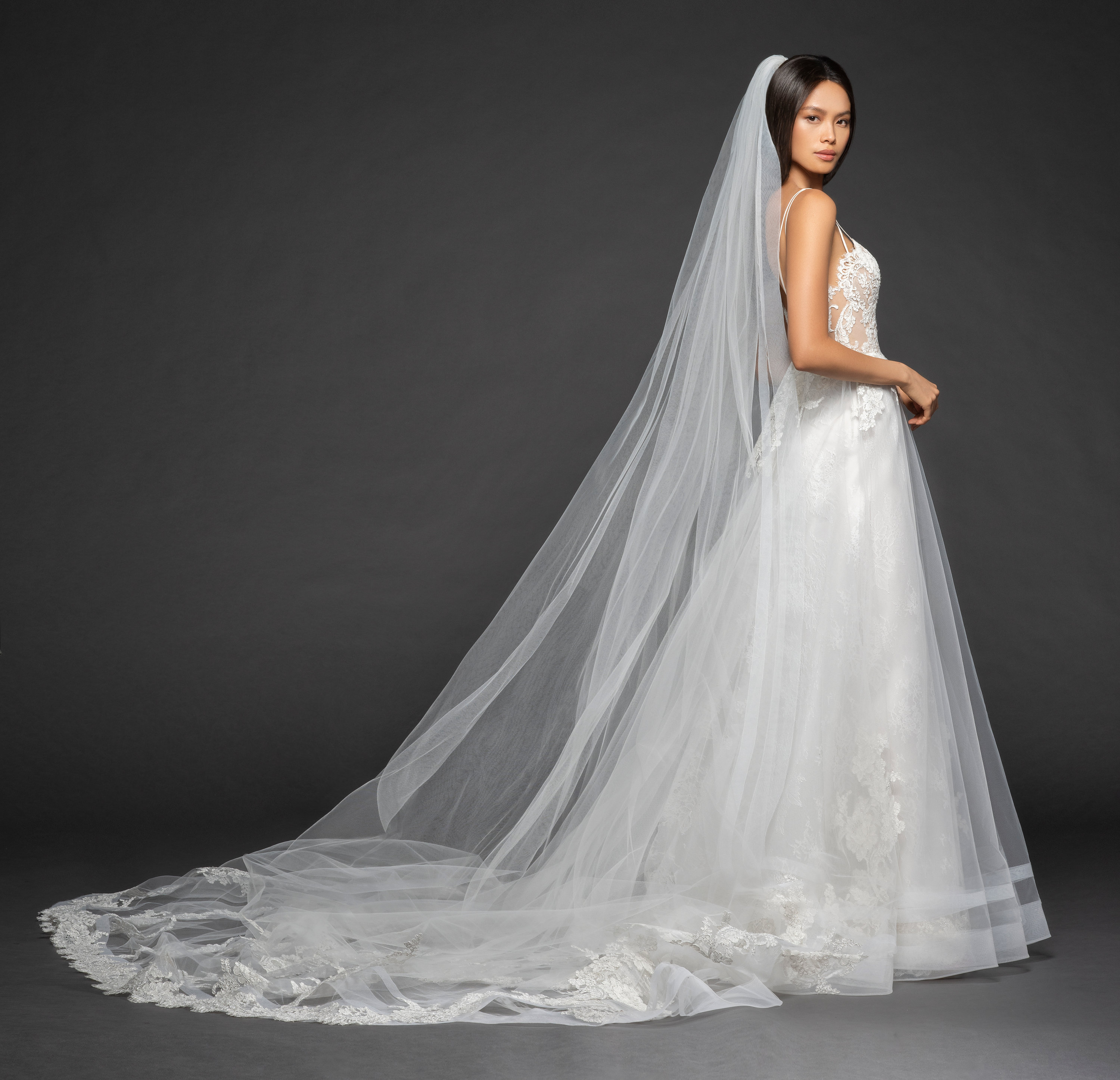 Bridal Gowns and Wedding Dresses by JLM Couture - Style L854 Estelle