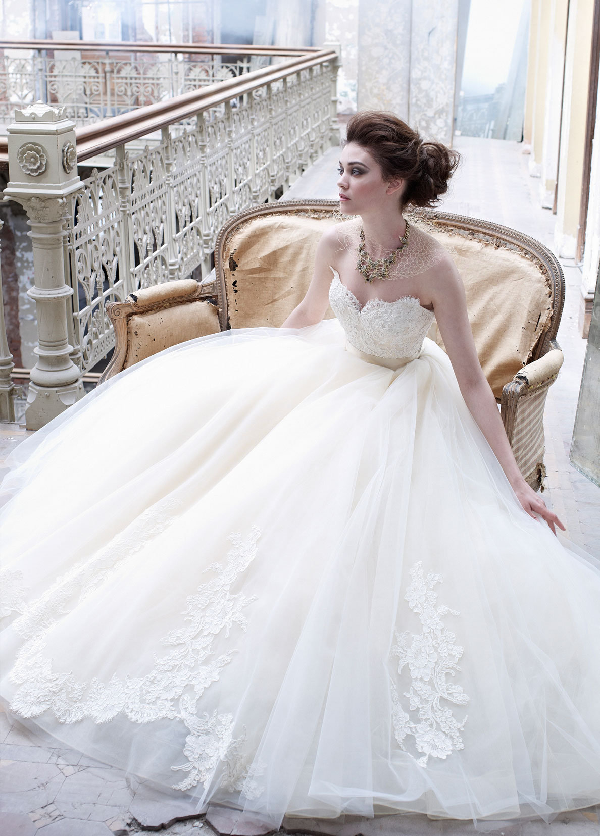 Bridal Gowns and Wedding Dresses by JLM Couture Style 3251