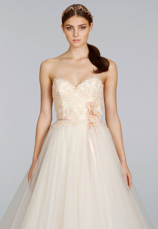 Bridal Gowns and Wedding Dresses by JLM Couture - Style 3403
