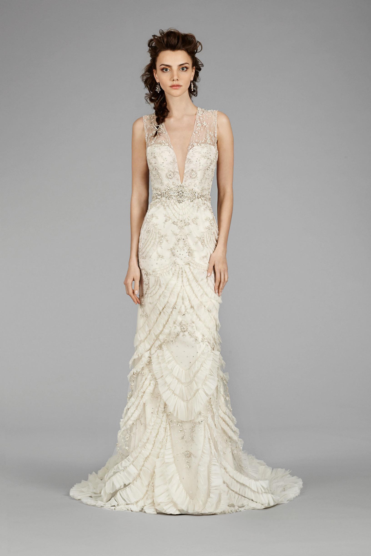 Lazaro Wedding Dresses in California