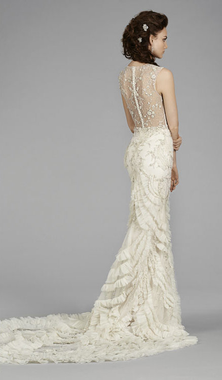 Bridal Gowns and Wedding Dresses by JLM Couture - Style 3454