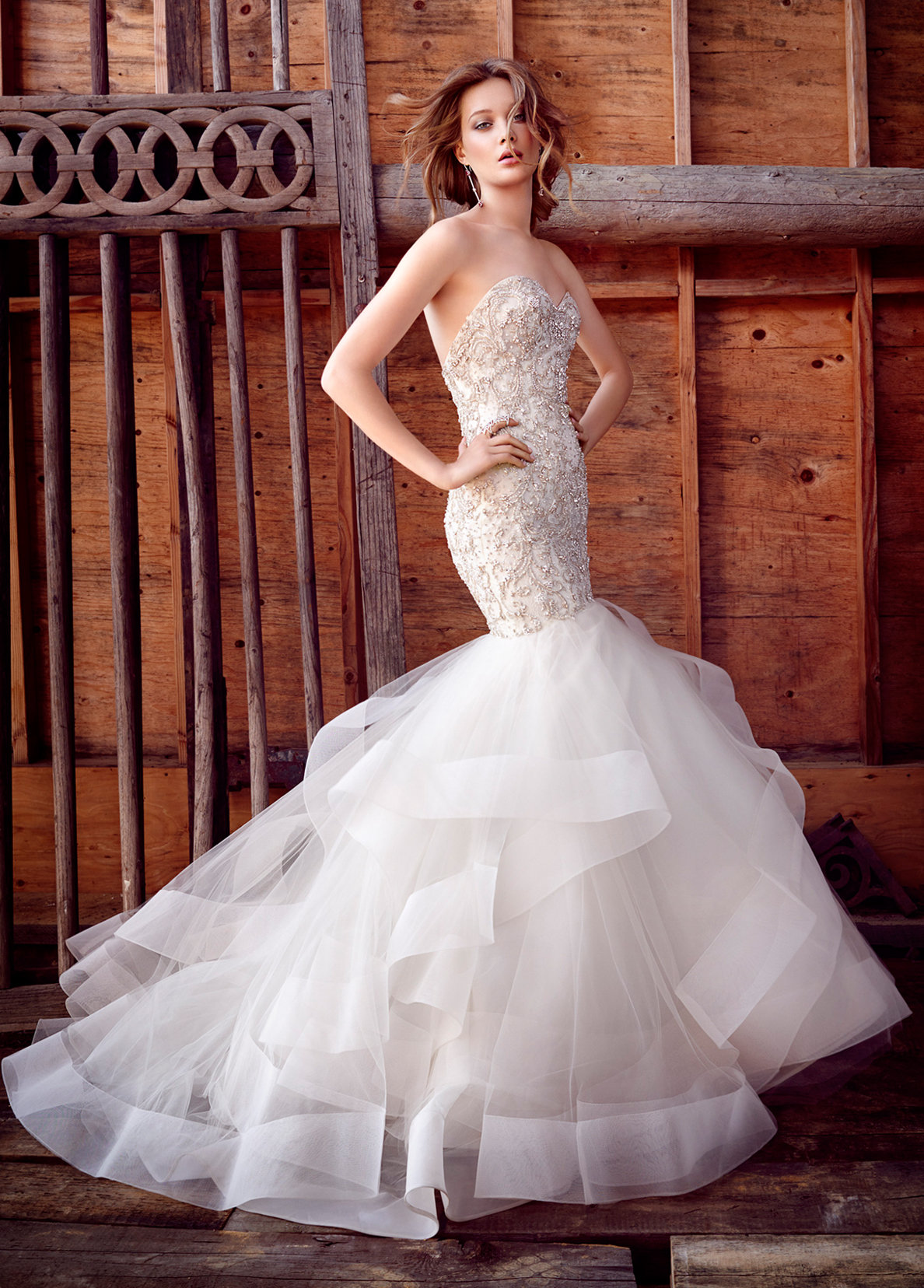 Bridal gowns and wedding dresses by jlm couture style 3553 for In style wedding dresses