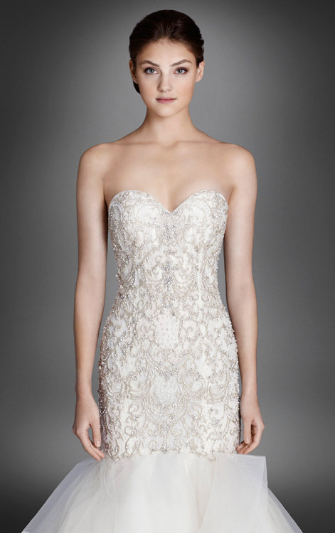 Bridal Gowns and Wedding Dresses by JLM Couture - Style 3553
