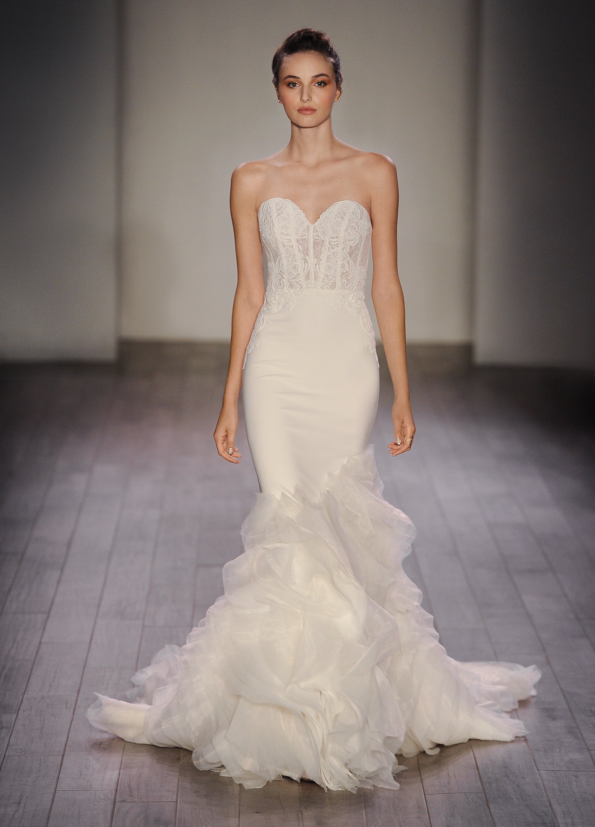 Bridal Gowns and Wedding Dresses by JLM Couture Style 3610