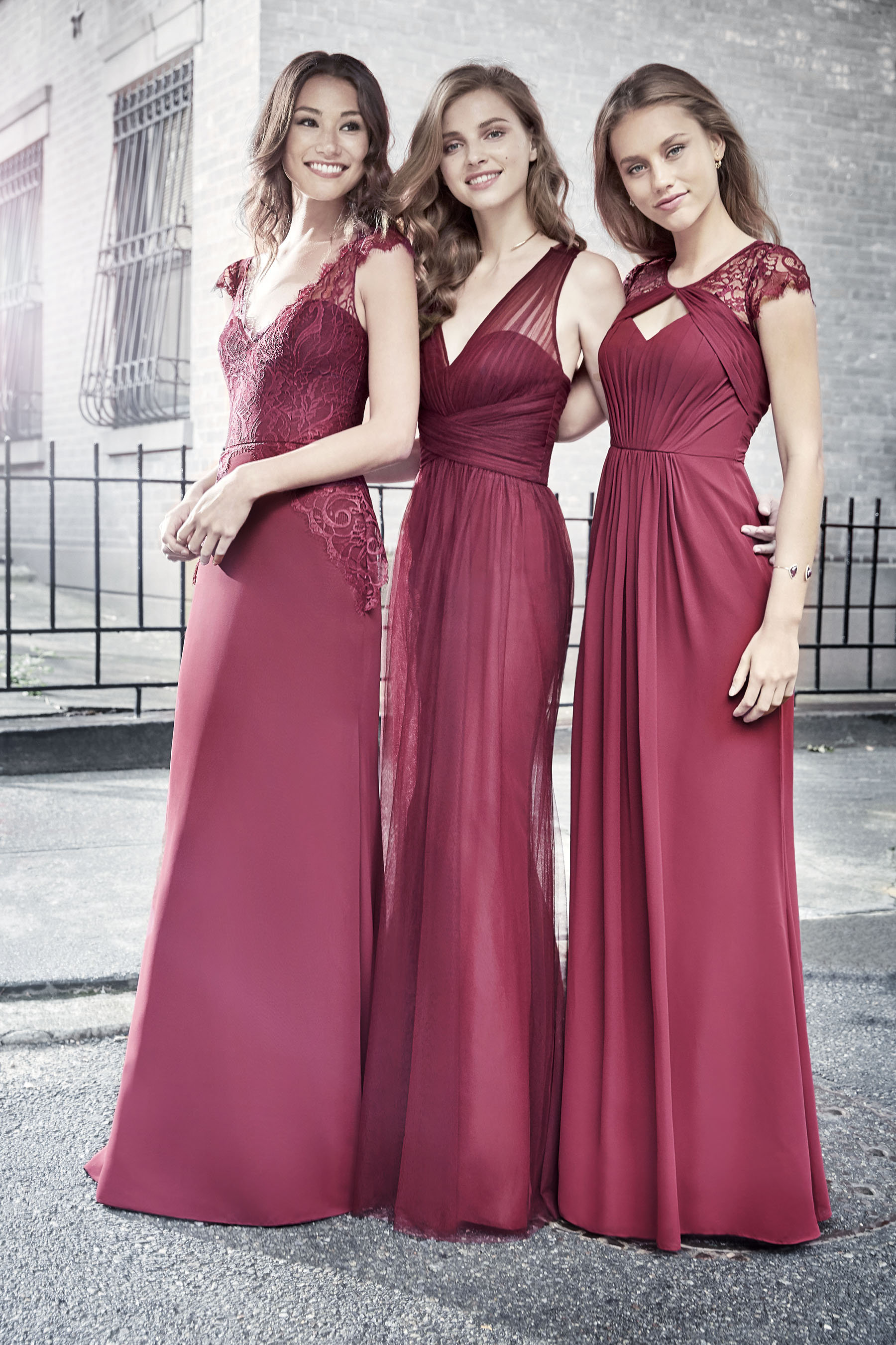Hayley Paige Occasions Style 5709 Bridesmaids Dress