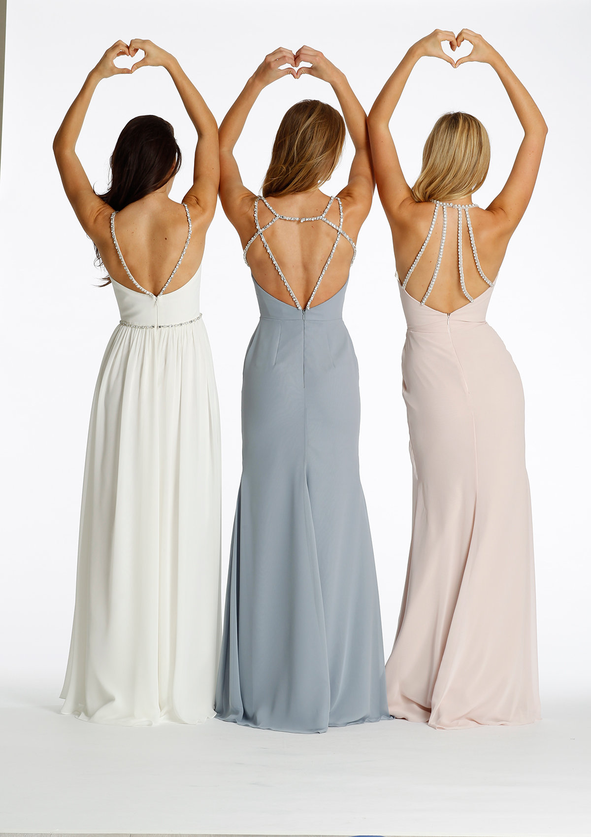 Bridesmaids special occasion dresses and bridal party gowns by style 5623 laura group view ombrellifo Gallery