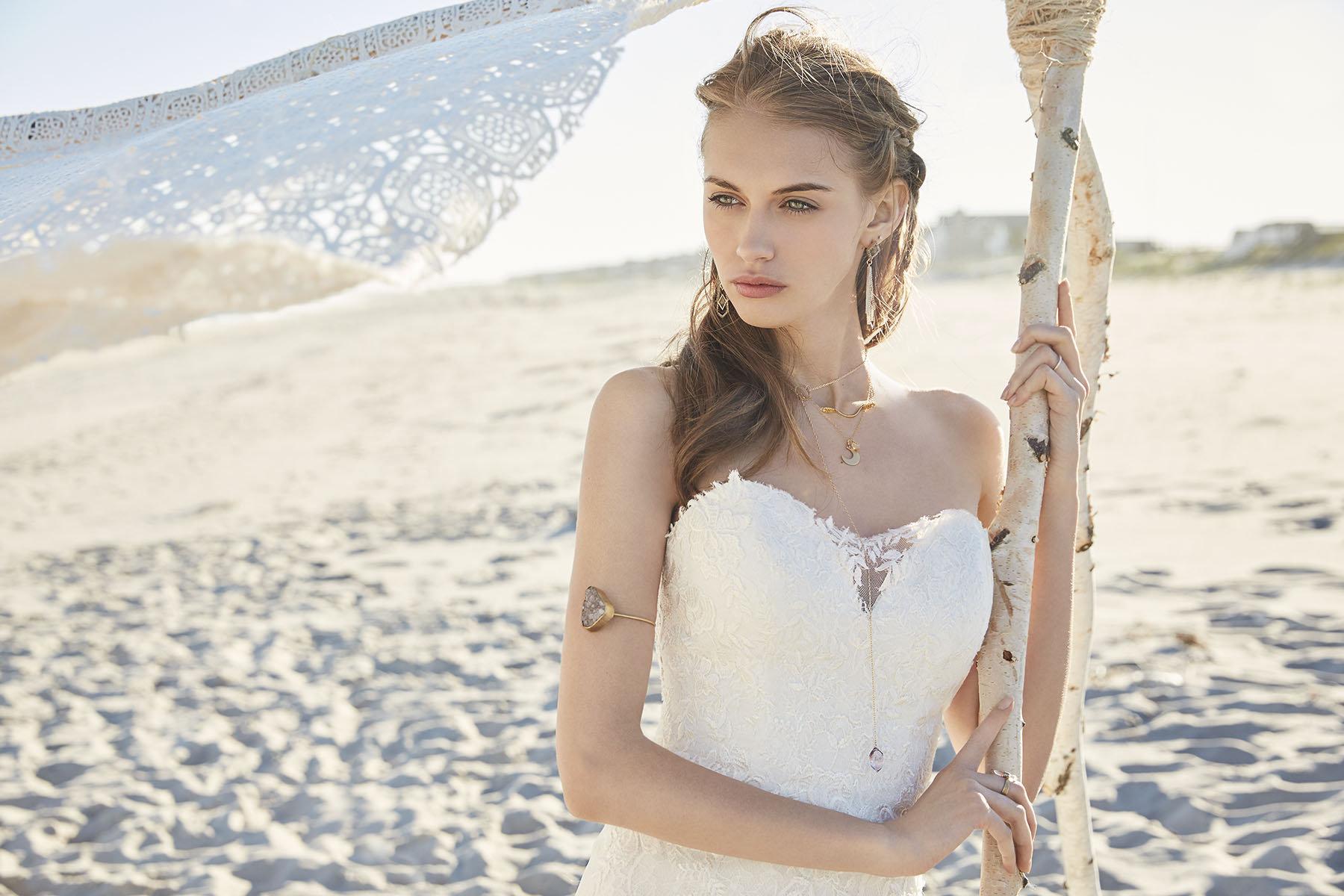 spanish sweetheart wedding dress