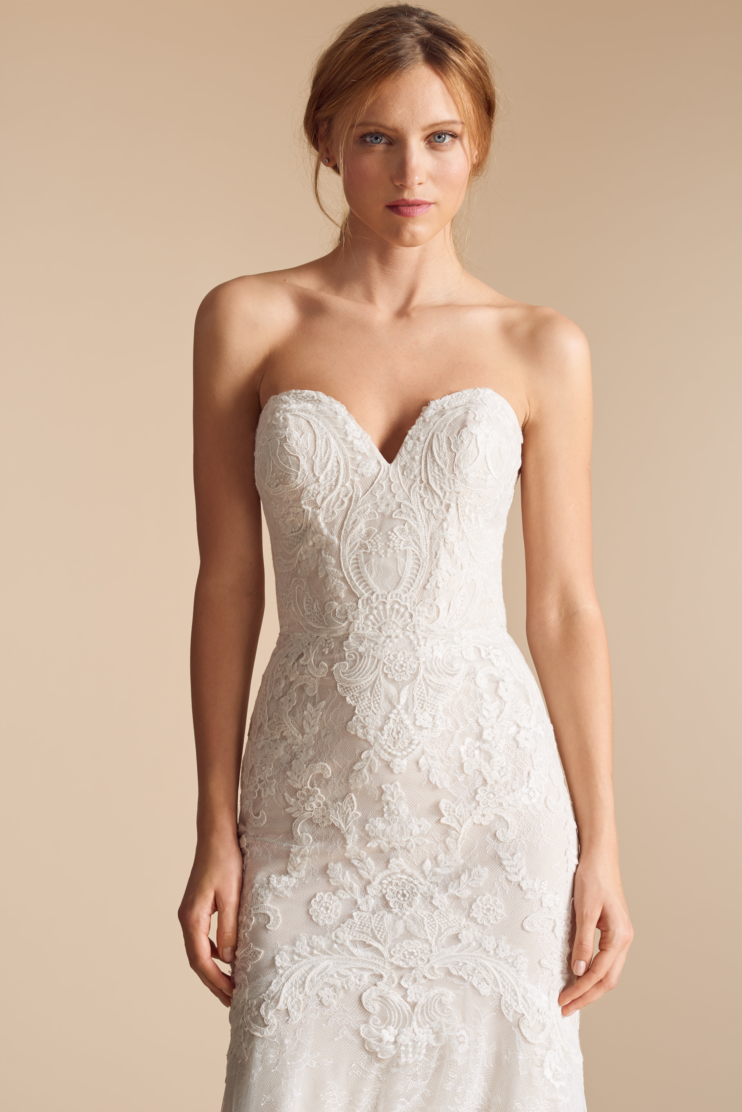 Bridal Gowns and Wedding Dresses by JLM Couture - Style 7804 Naomi