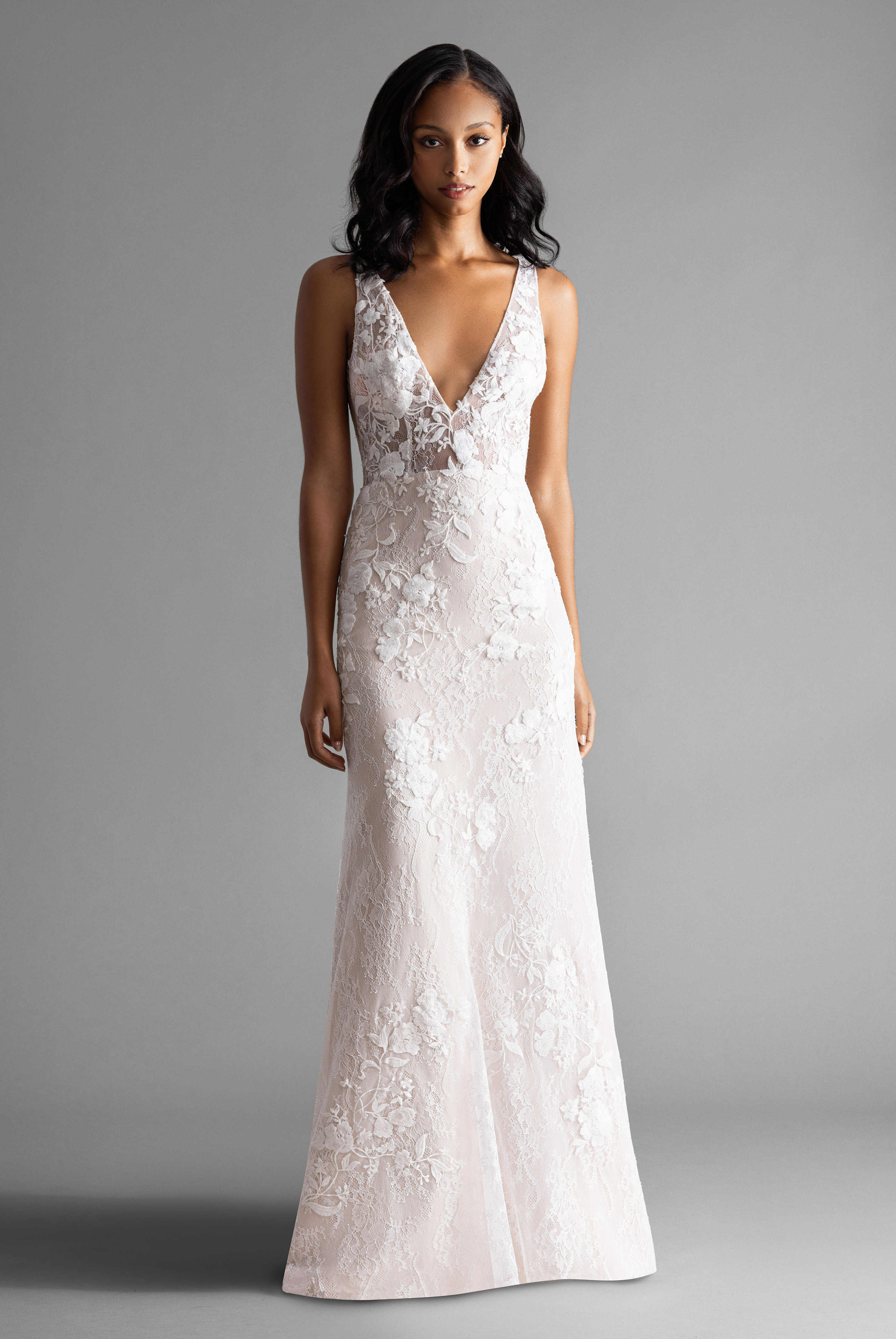Bridal Gowns And Wedding Dresses By Jlm Couture Style 7900 Devany