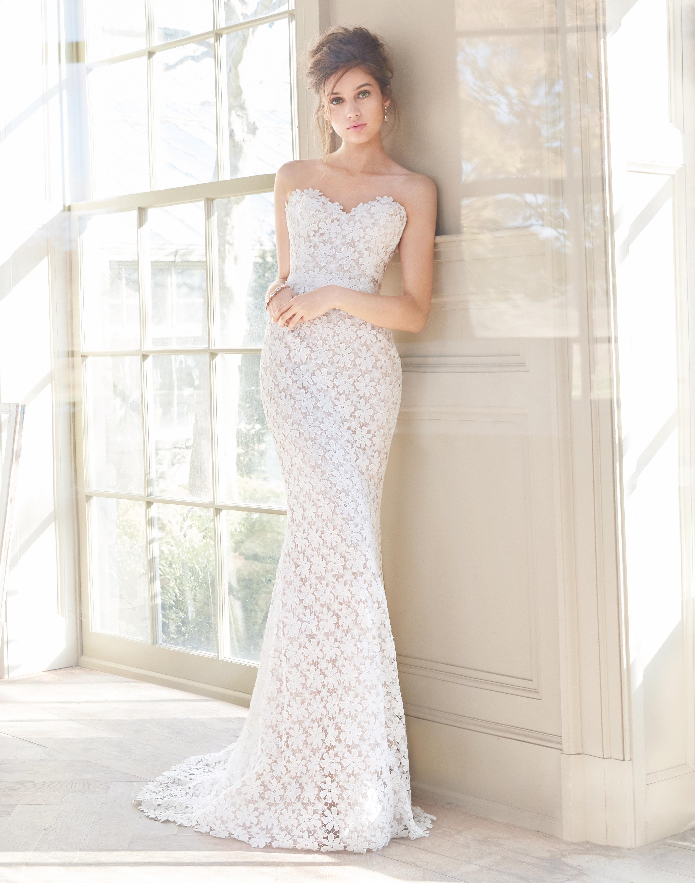 Tara Keely by Lazaro Style 2701 Bridal Gown