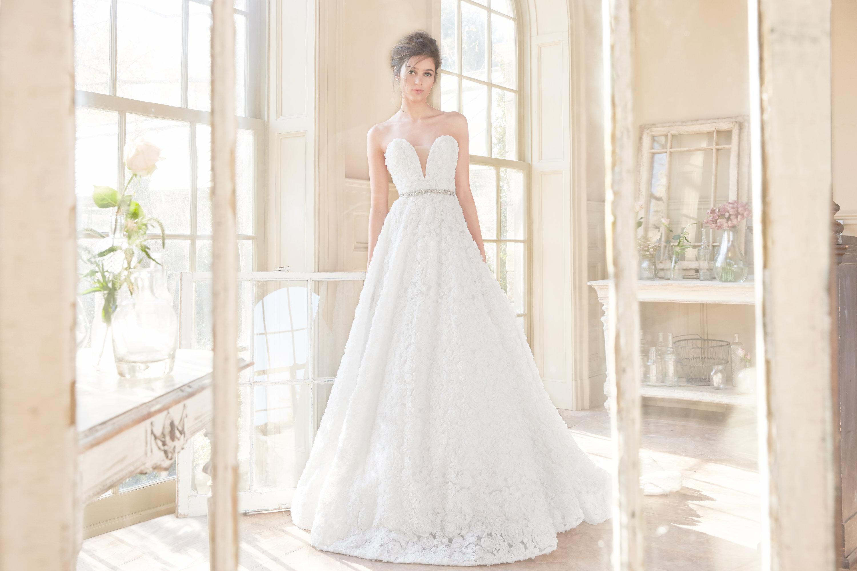 Tara Keely by Lazaro Style 2709 Bridal Gown