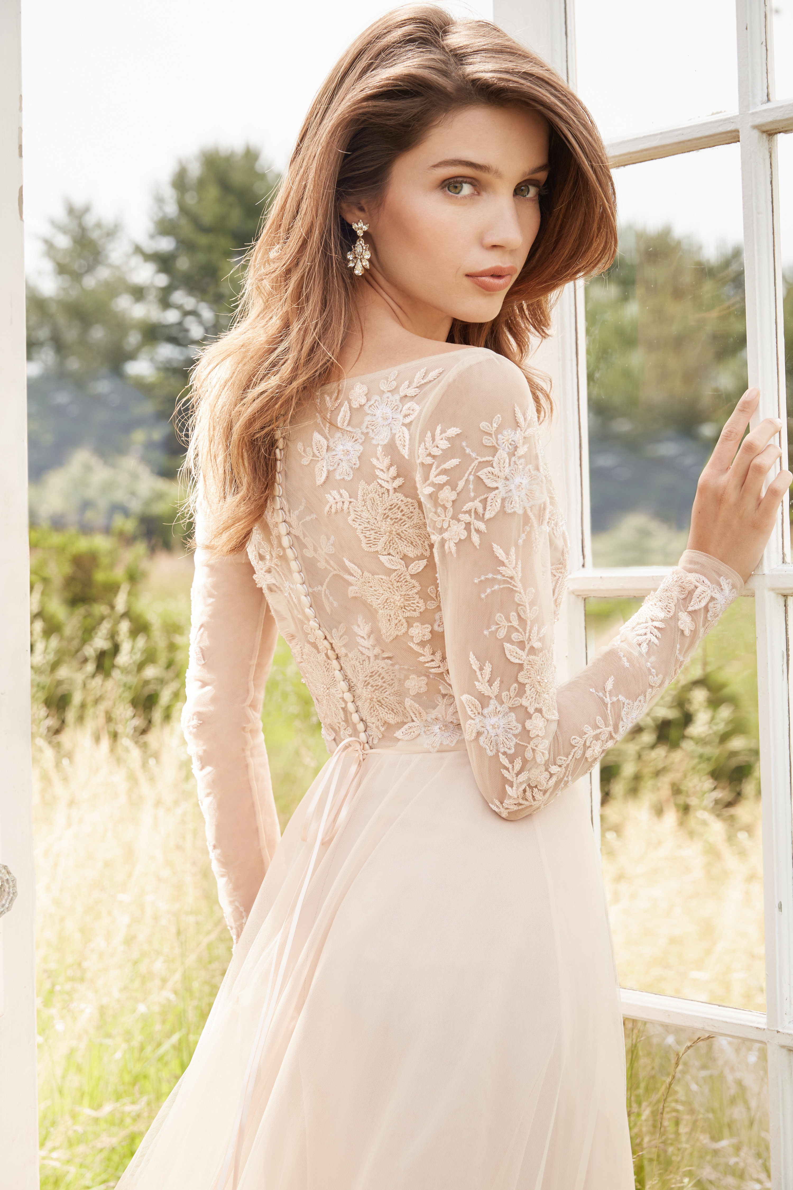 Tara Keely by Lazaro Style 2752 Bridal Gown