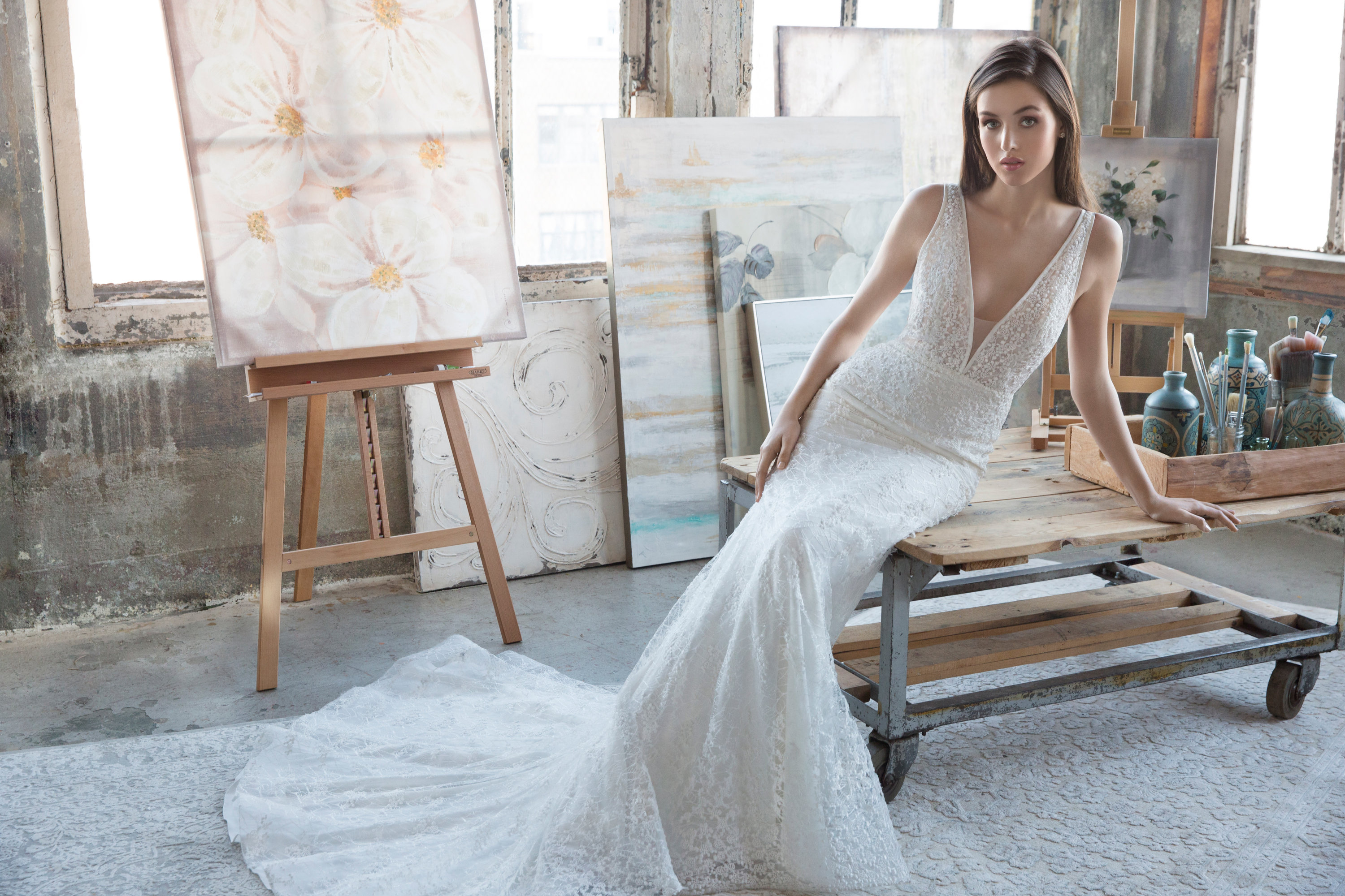 Bridal Gowns and Wedding Dresses by JLM Couture - Style 2803