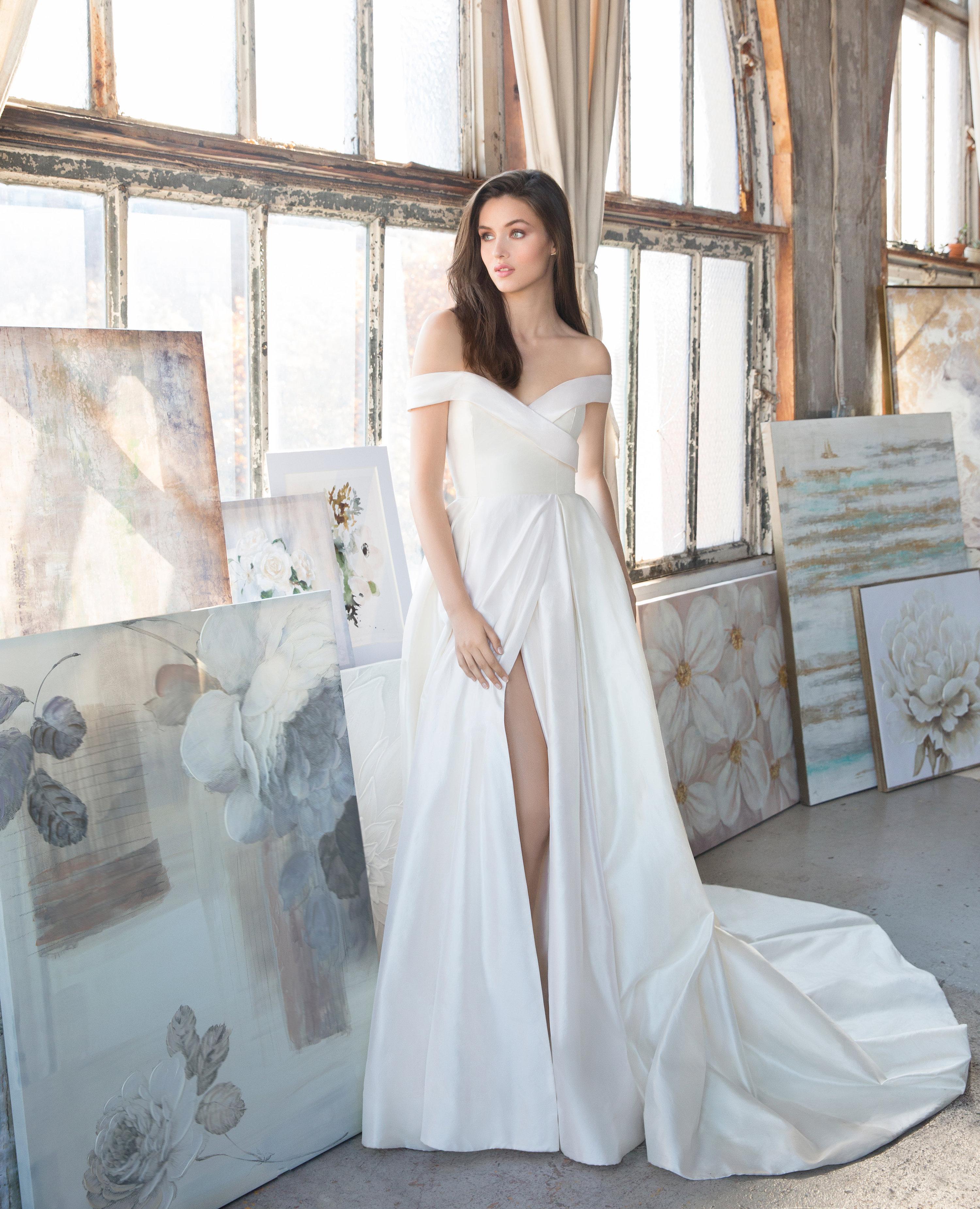 Tara Keely Full Skirt Dress