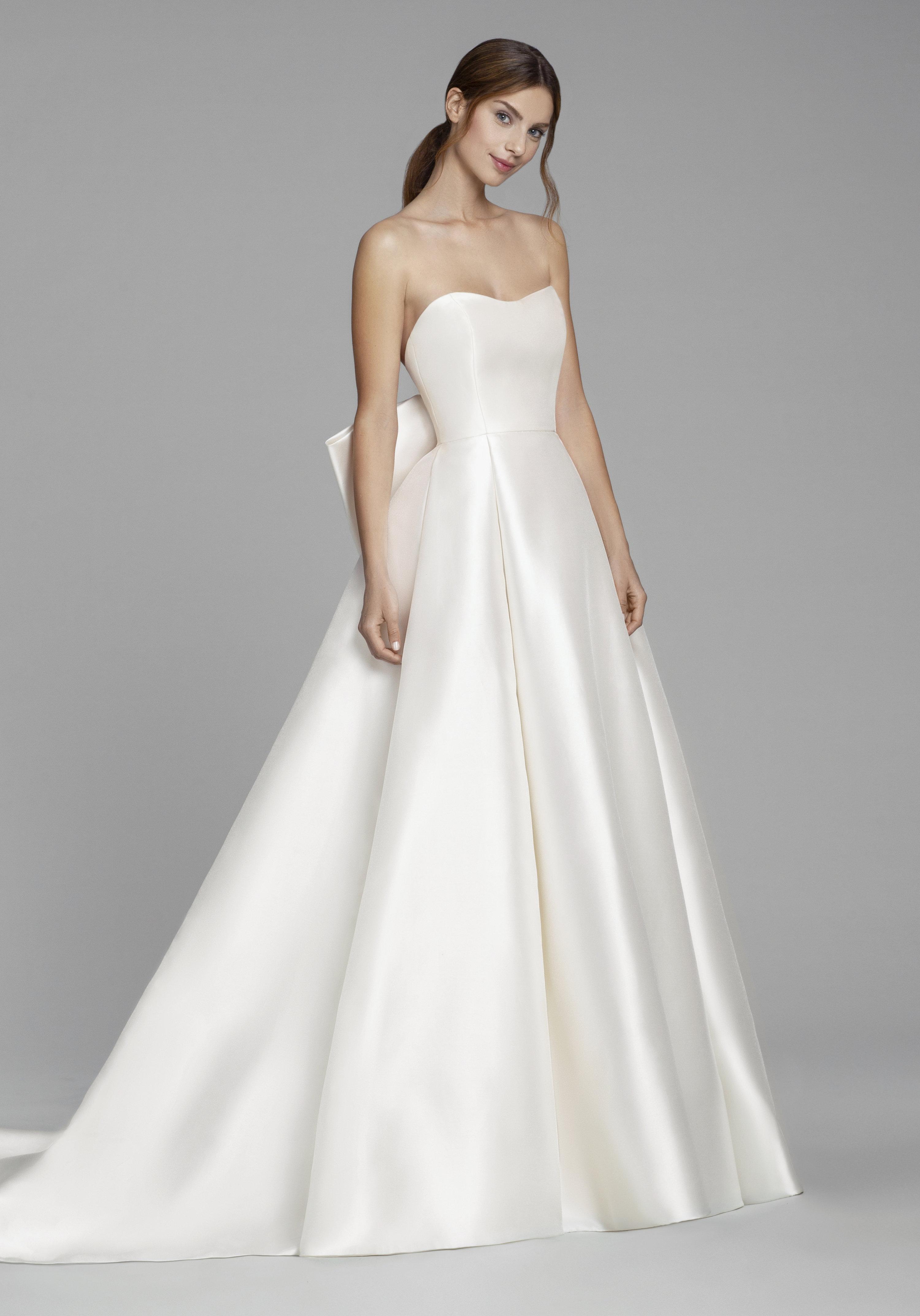 Tara Keely Lace Wedding Dress Ball Gown