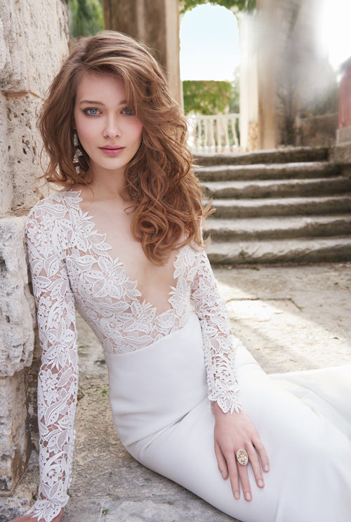Bridal Gowns and Wedding Dresses by JLM Couture - Style 2450