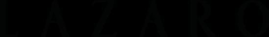 Lazaro Back Logo