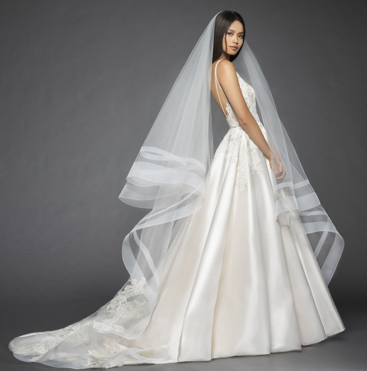 Wedding Gowns By Lazaro: Magic In The Movement: The New Lazaro Fall 2018 Wedding