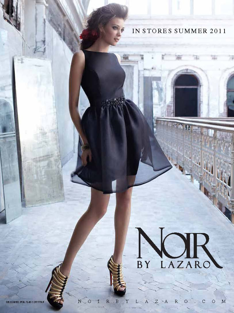 Introducing noir by lazaro jlm couture ombrellifo Image collections