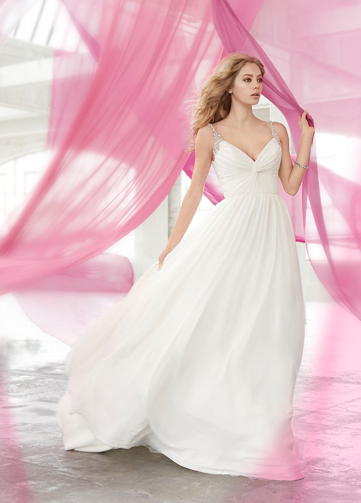 Bridal Gowns and Wedding Dresses by JLM Couture - Style 1601