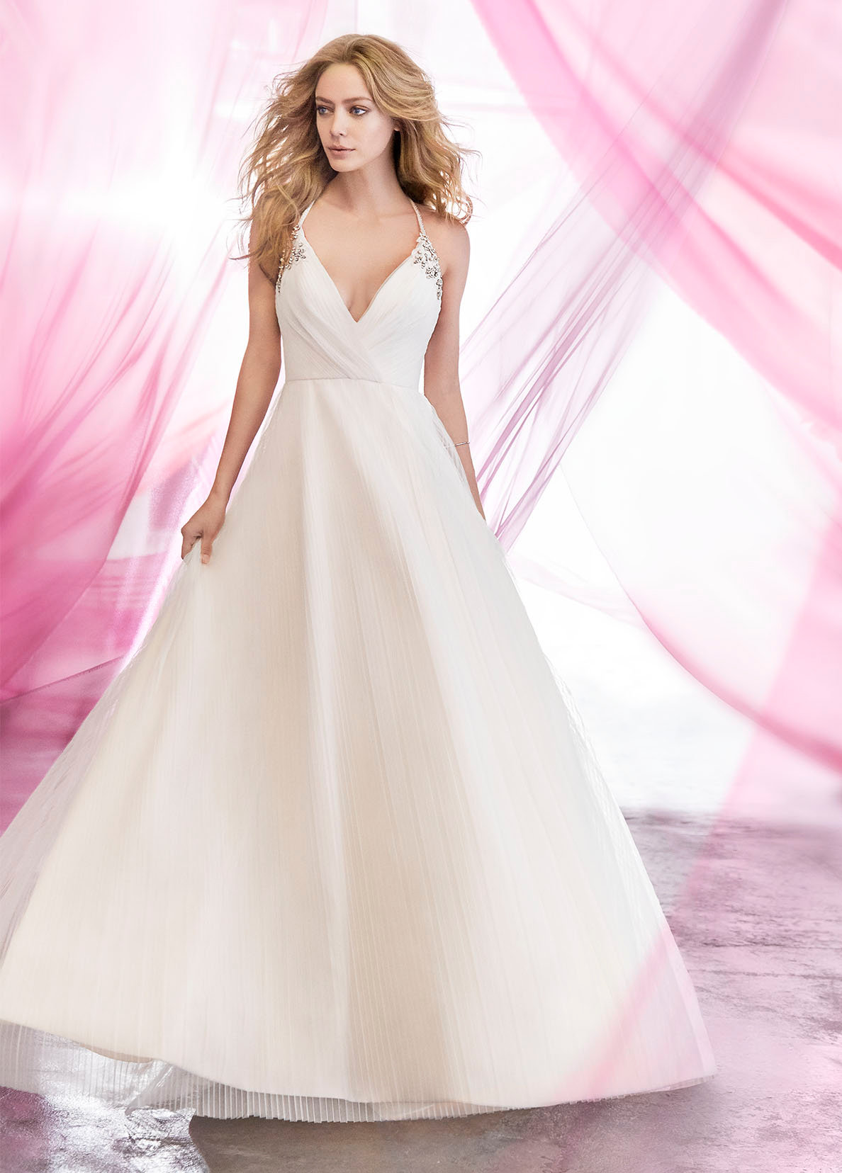 e750fba1ce3 Bridal Gowns and Wedding Dresses by JLM Couture - Style 1605