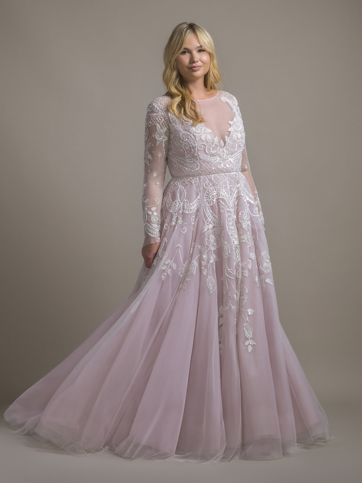 Shades of Slay: Colored Wedding Gowns from JLM Couture