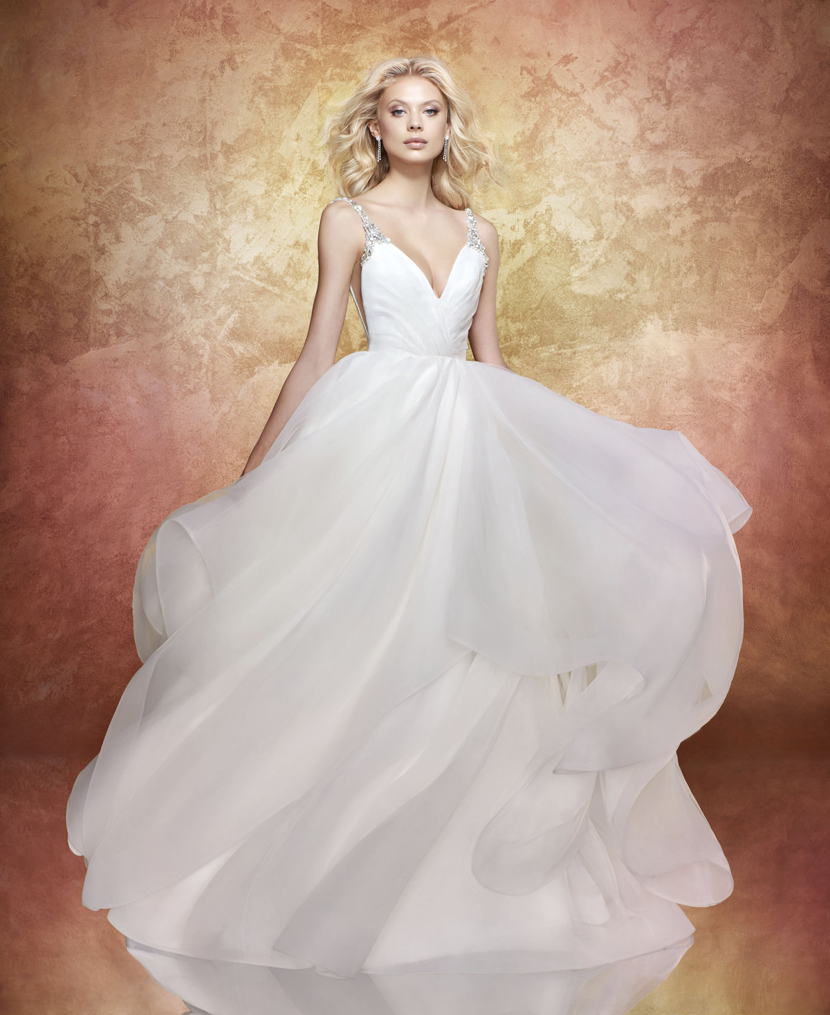 Bridal gowns and wedding dresses by jlm couture style for Hayley paige wedding dress