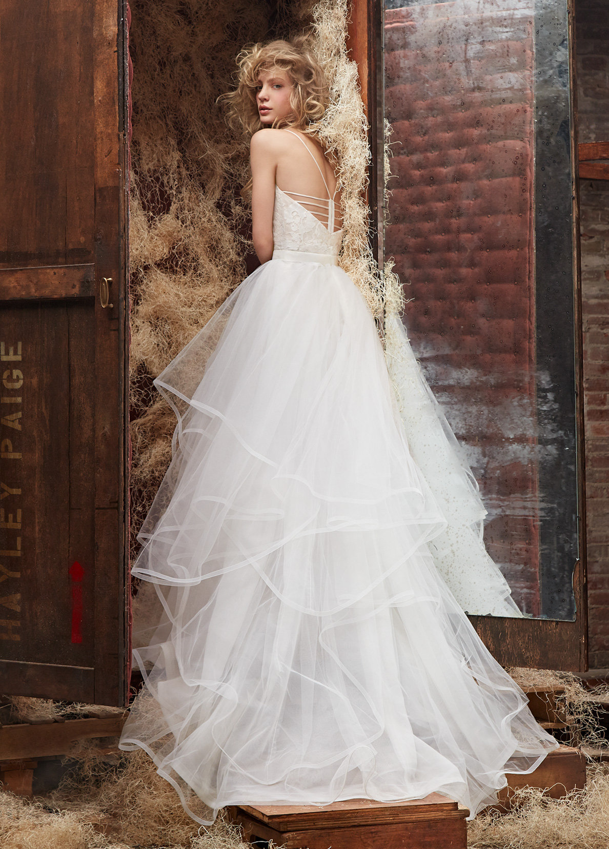 Bridal gowns and wedding dresses by jlm couture style 6457 for Undergarments for wedding dress