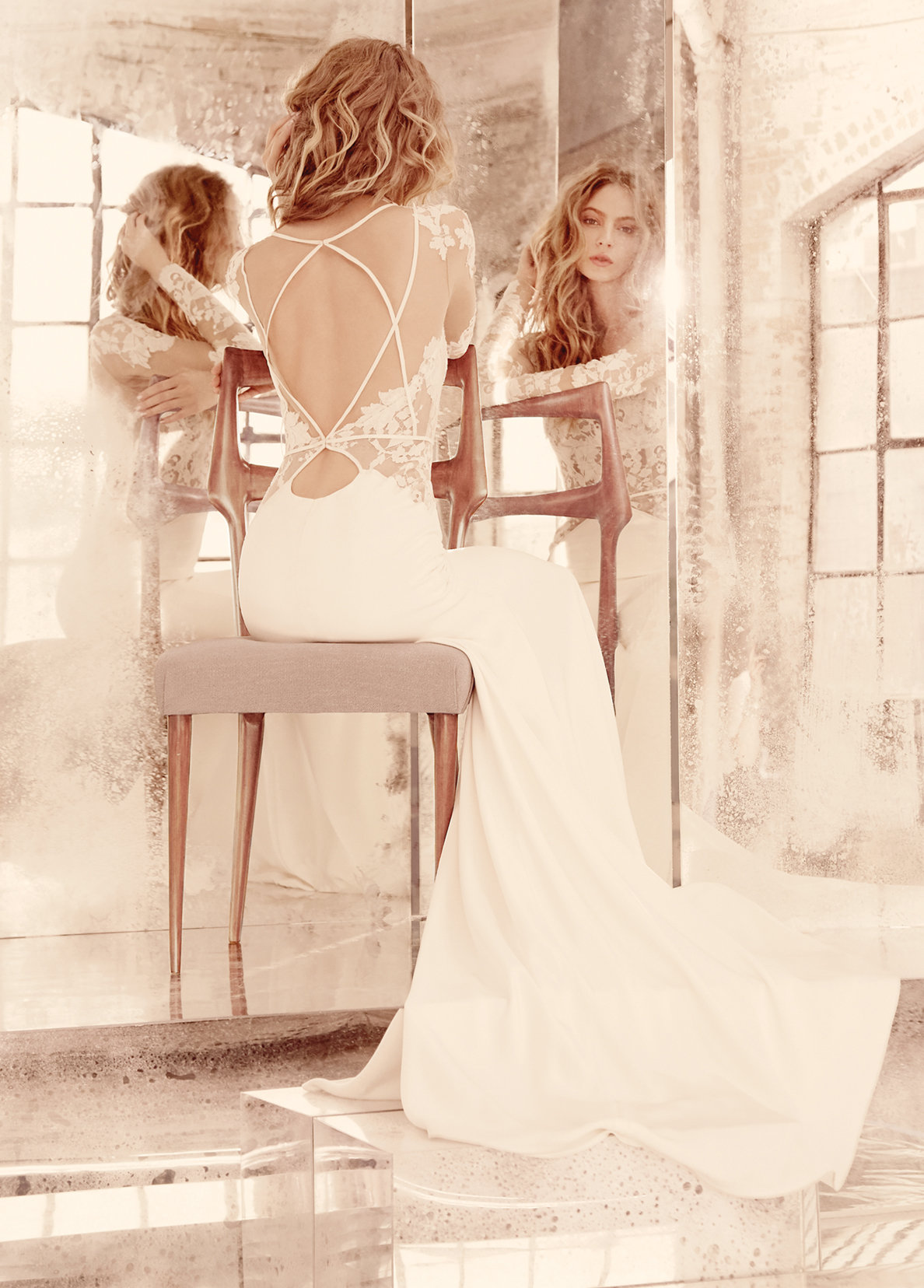 Bridal Gowns and Wedding Dresses by JLM Couture - Style 6559