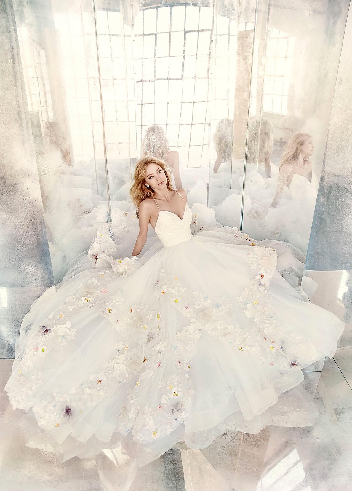 Hayley Paige Il Suo Matrimonio