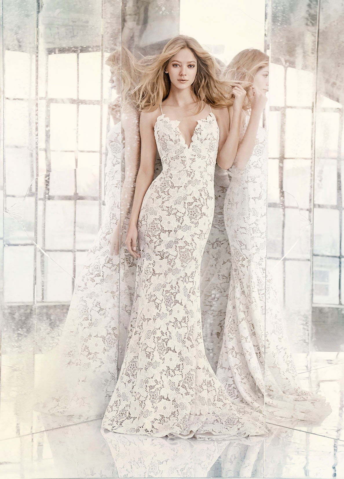 Bridal gowns and wedding dresses by jlm couture style 6606 for Www jjshouse com wedding dresses
