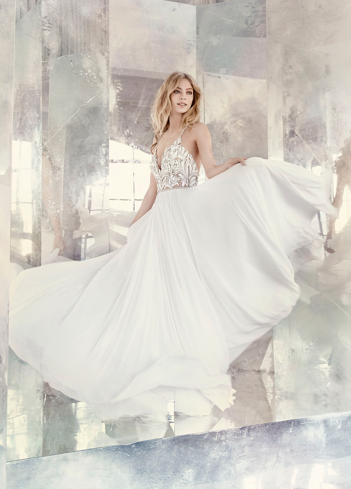 T Strap Dresses