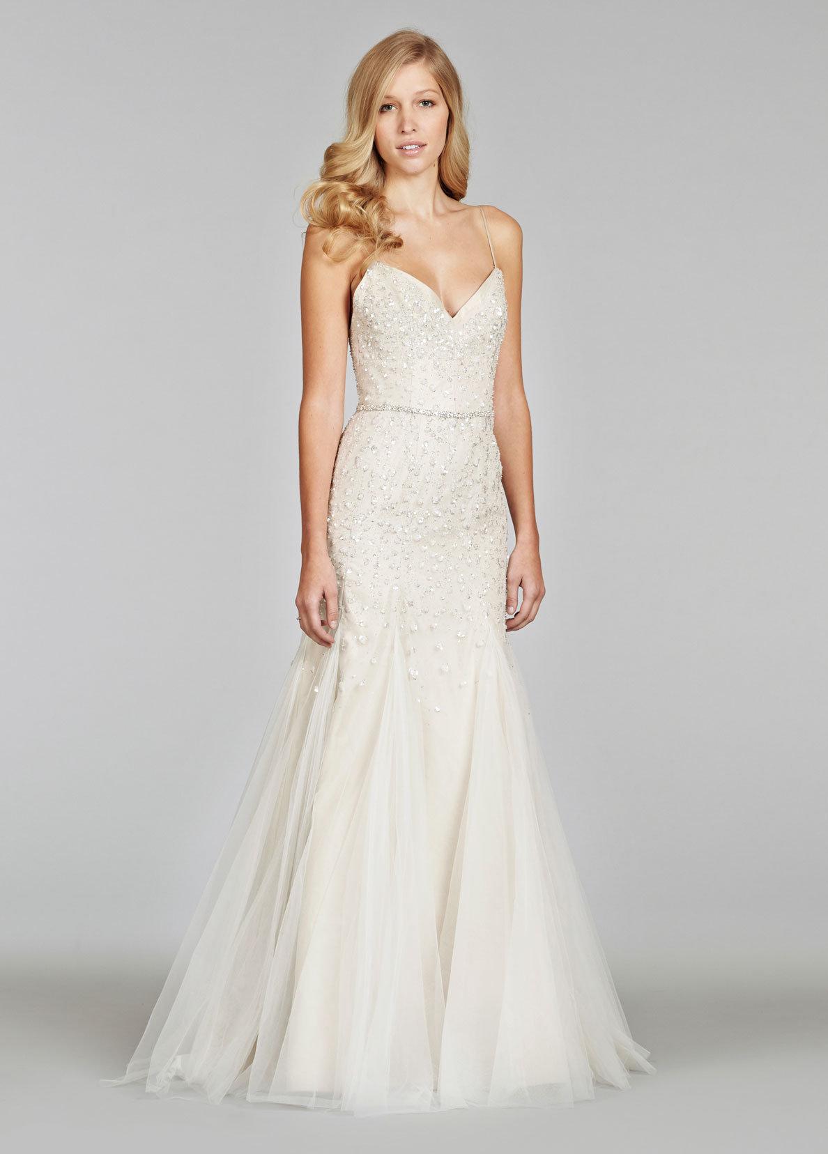 Sequin Wedding Dress Ivory | Wedding