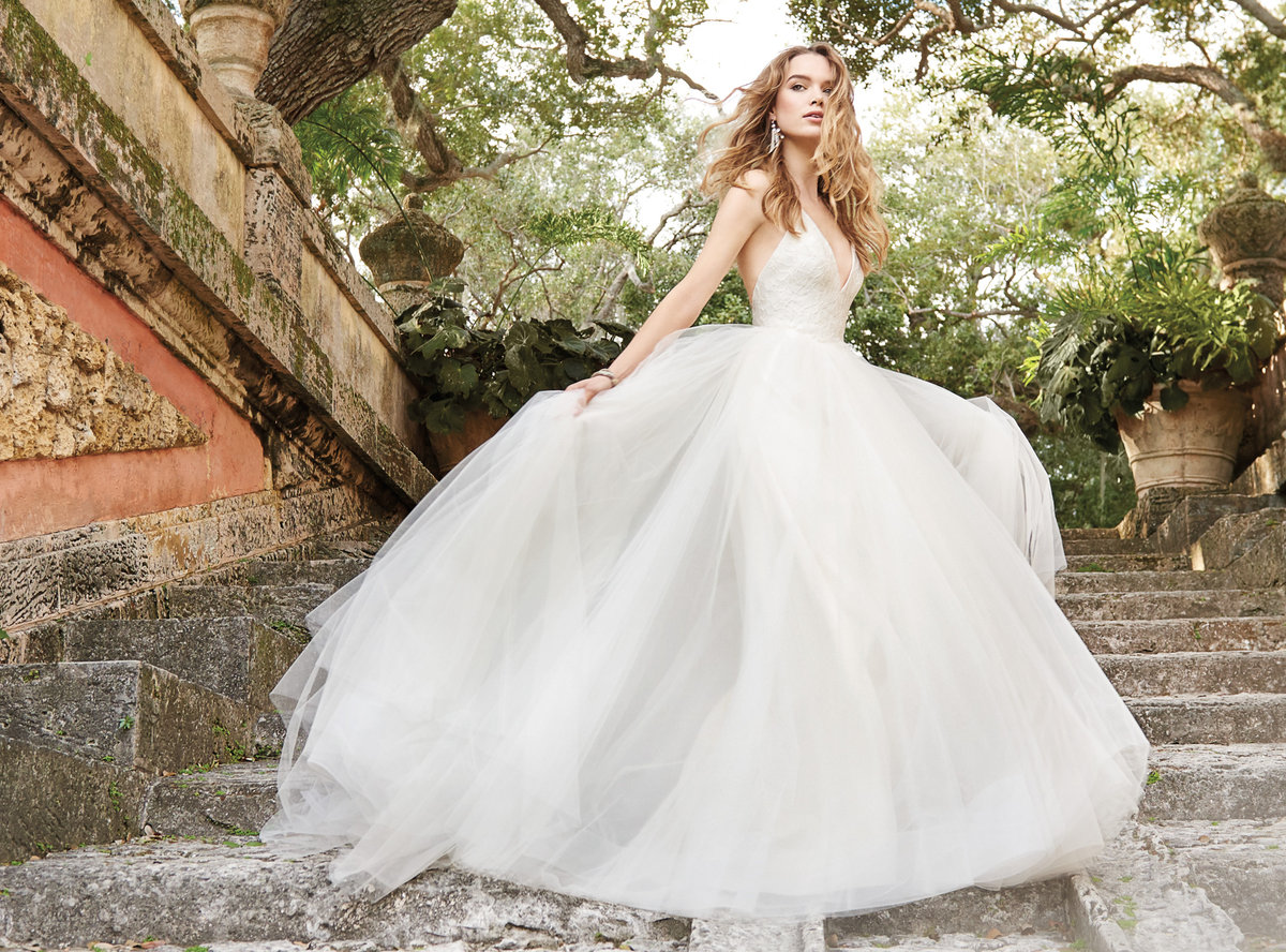Bridal Gowns and Wedding Dresses by JLM Couture Style 8504