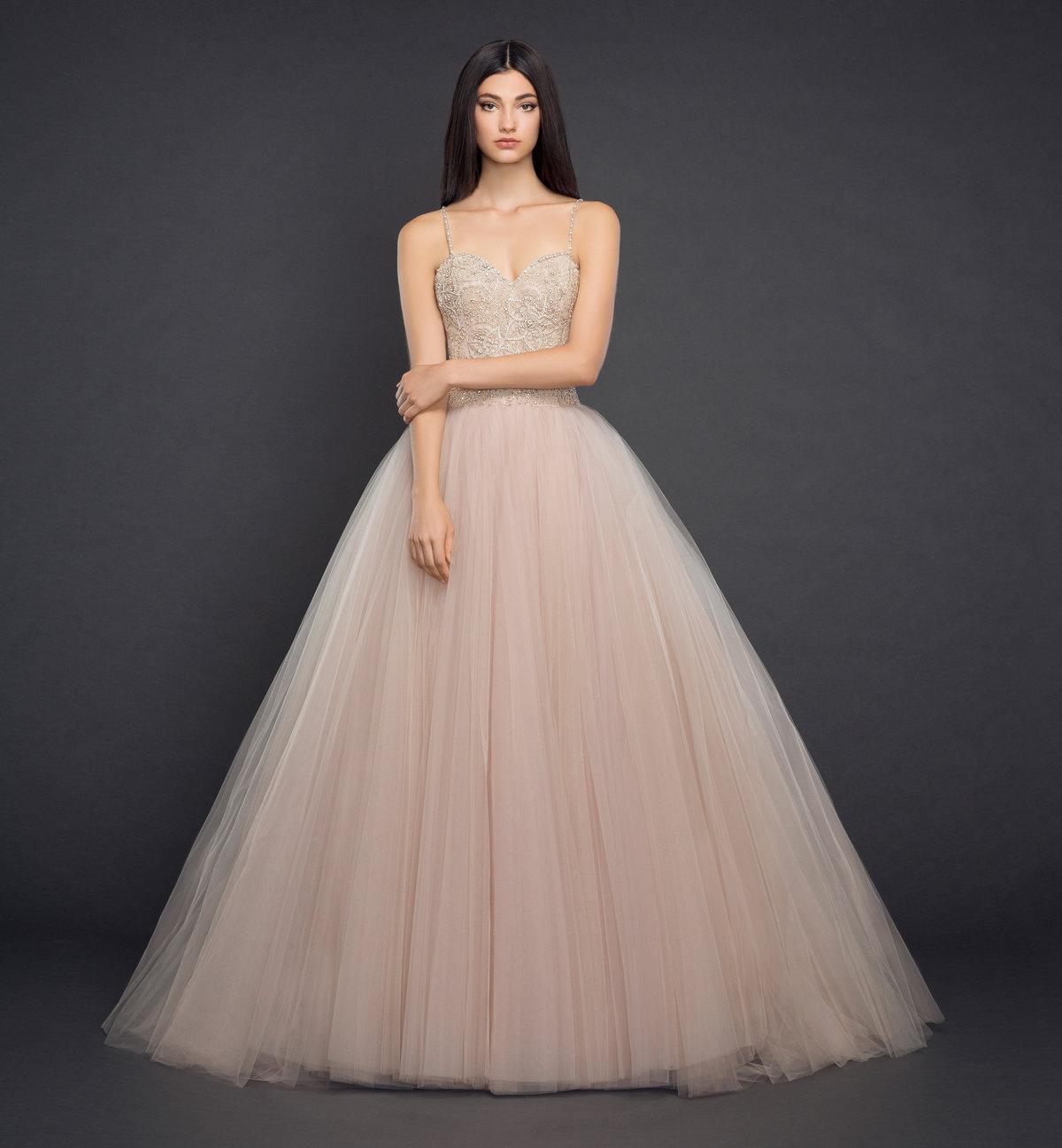 Lazaro Wedding Dress And Bridal Gown Collection: Bridal Gowns And Wedding Dresses By JLM Couture